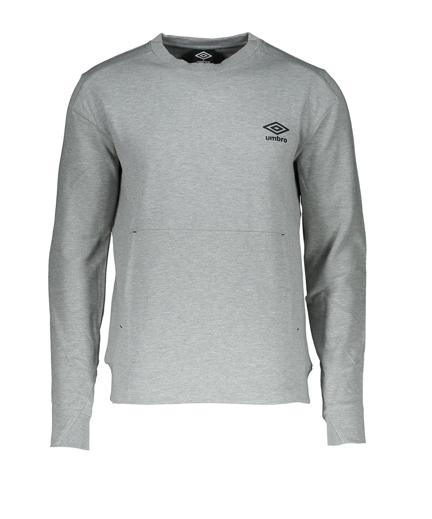 Umbro Crew Sweatshirt Grau F263 - Grau
