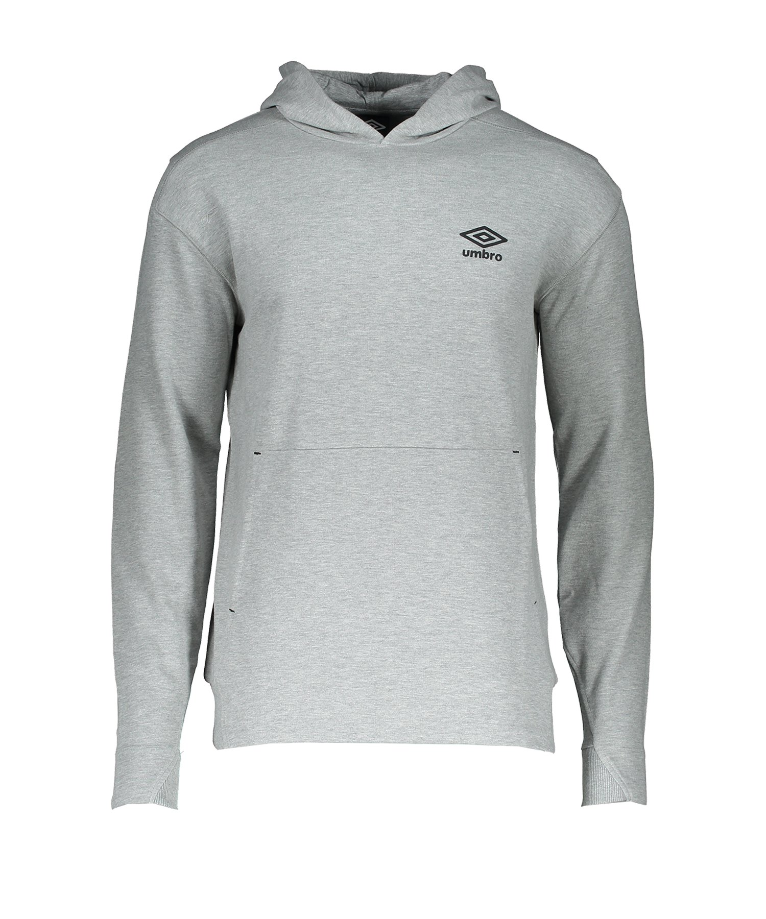 Umbro OH Hood Kapuzenpullover Grau F263 - Grau