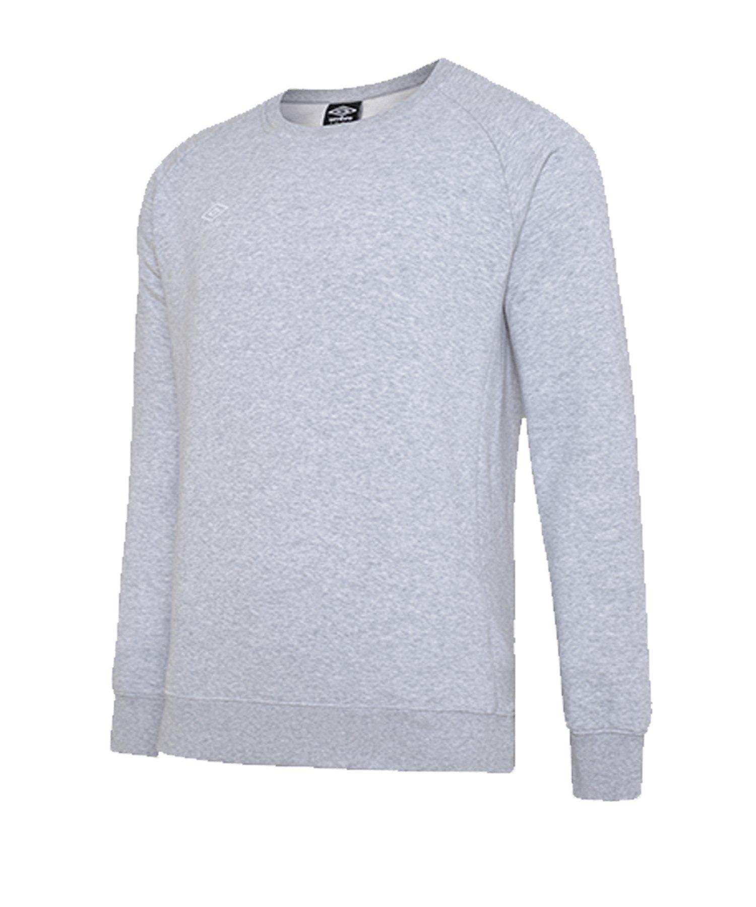 Umbro Club Leisure Sweatshirt Grau FP12 - grau