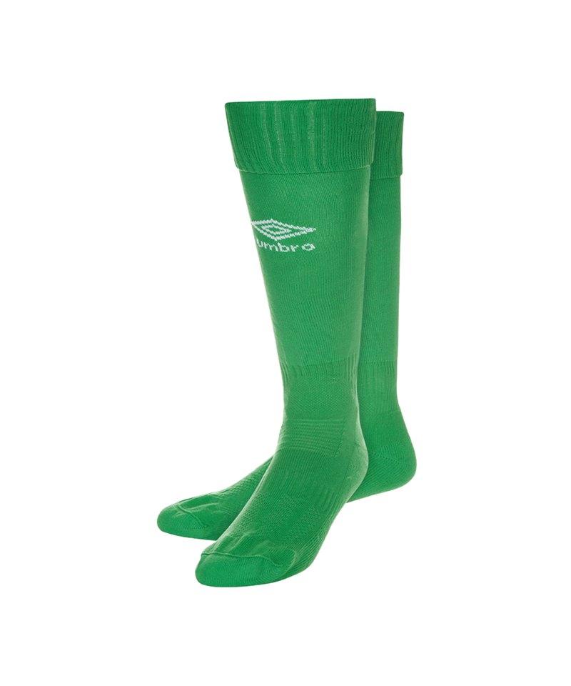 Umbro Classico Football Socks Stutzen Kids F017 - gruen