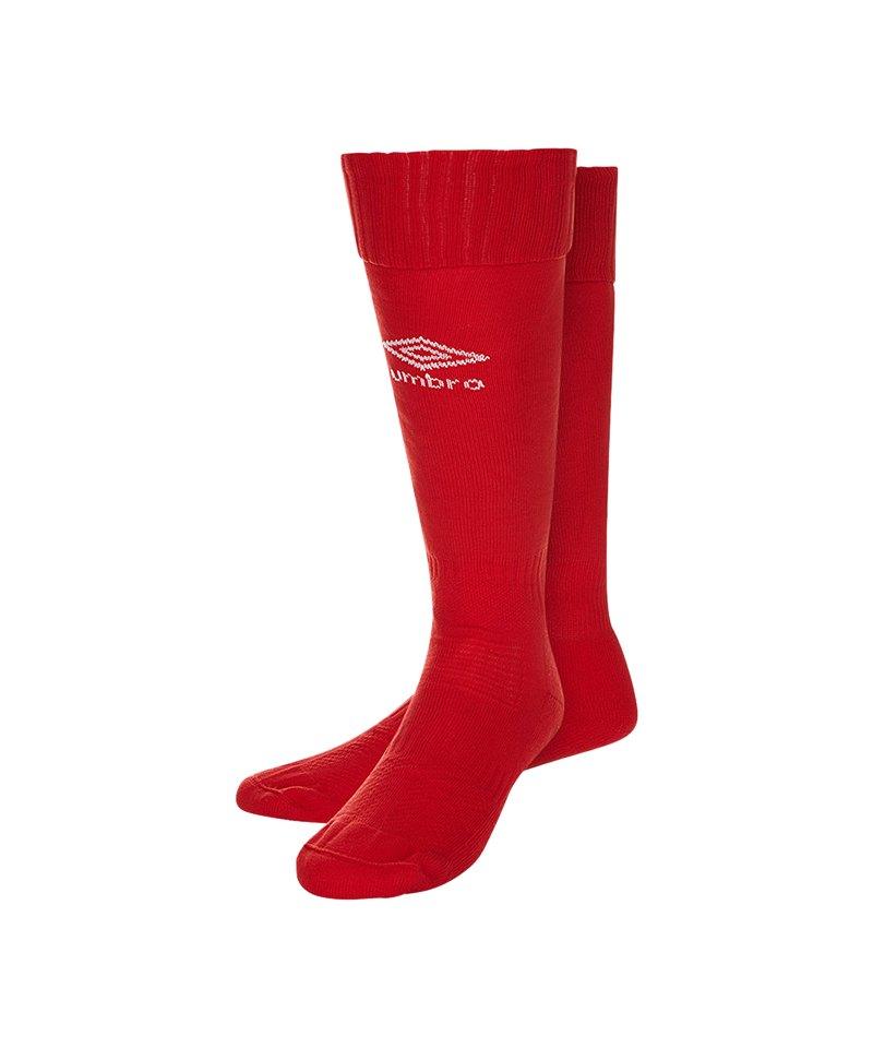 Umbro Classico Football Socks Stutzen Kids F7RA - rot