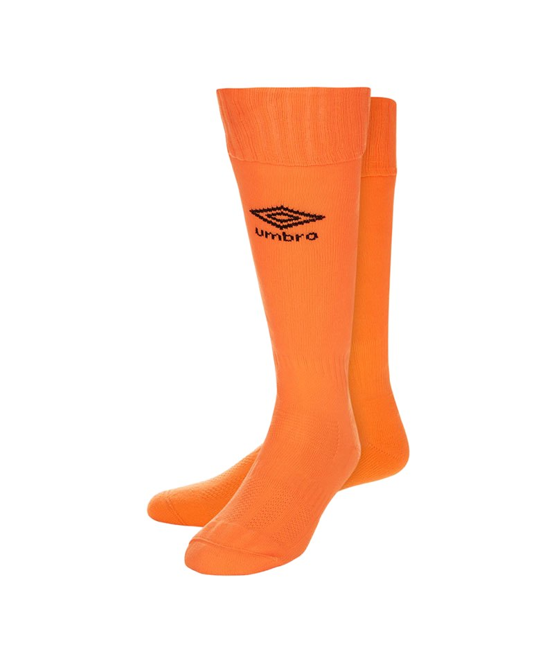 Umbro Classico Football Socks Stutzen Orange F37I - orange