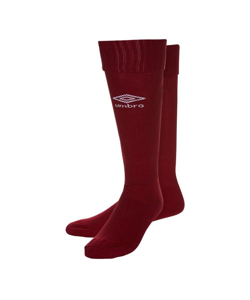 Umbro Classico Football Socks Stutzen Rot F75D - rot