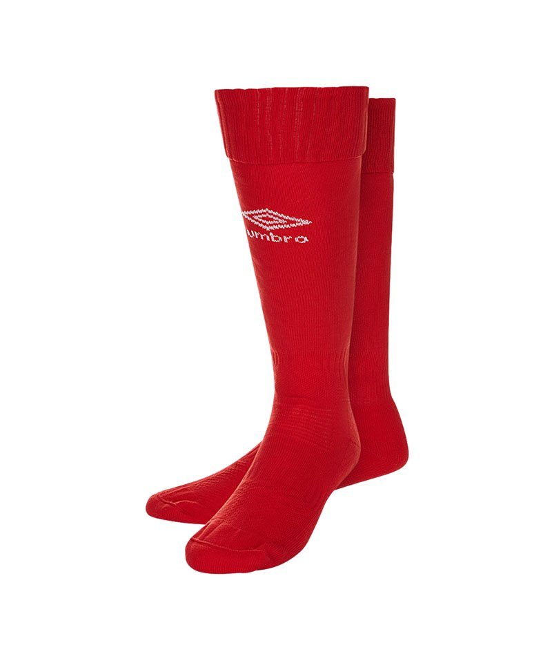 Umbro Classico Football Socks Stutzen Rot F7RA - rot