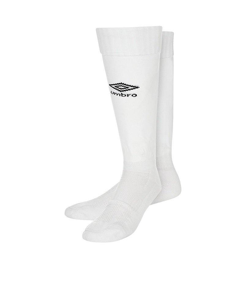 Umbro Classico Football Socks Stutzen Weiss F001 - weiss