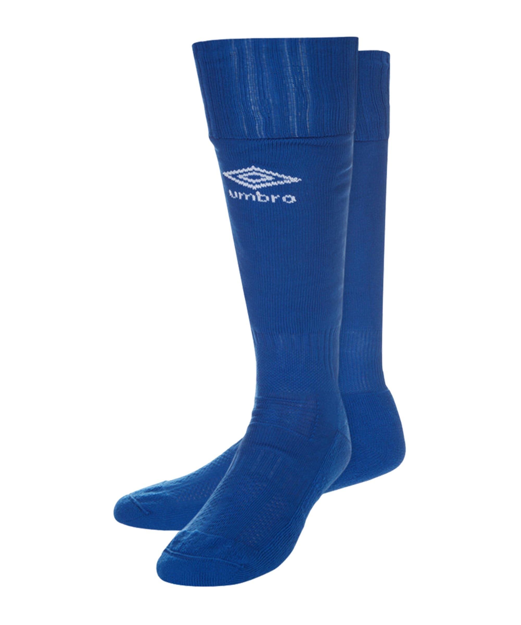 Umbro Primo Strumpfstutzen Blau FDX4 - blau