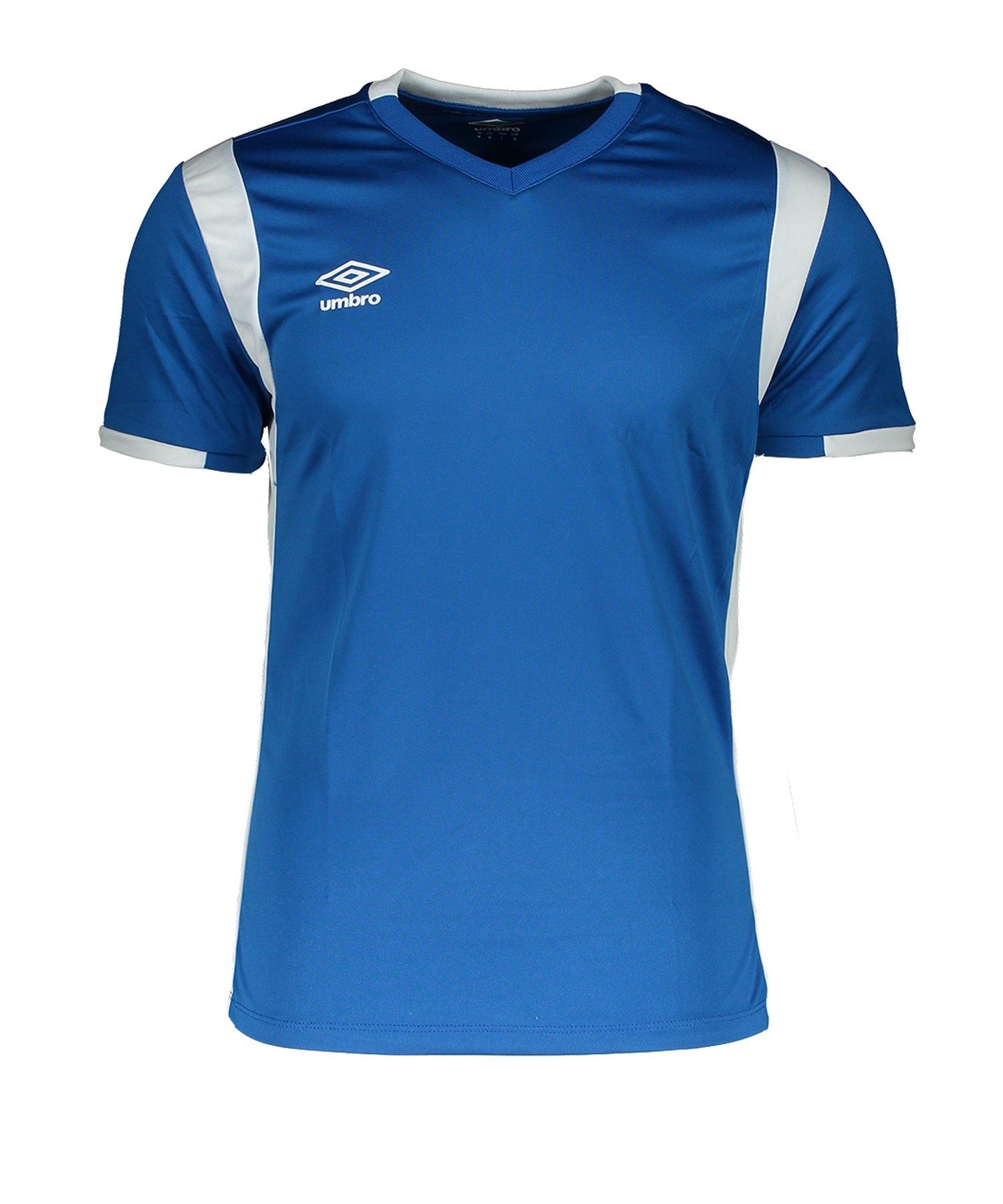 Umbro Spartan T-Shirt Blau FDX4 - Blau