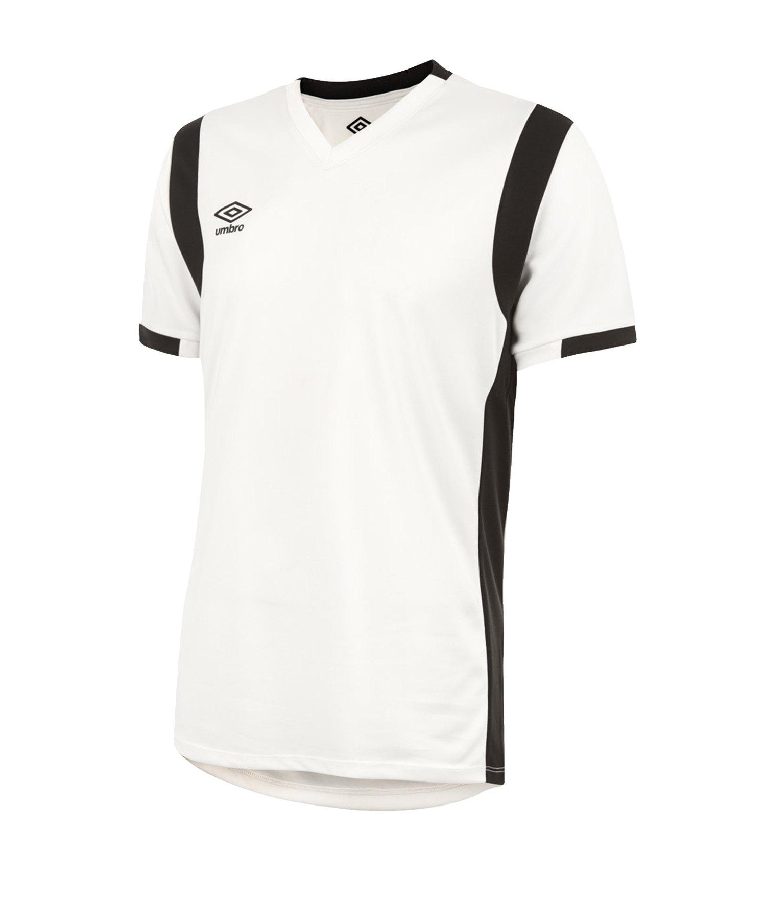 Umbro Spartan T-Shirt Weiss F983 - Weiss
