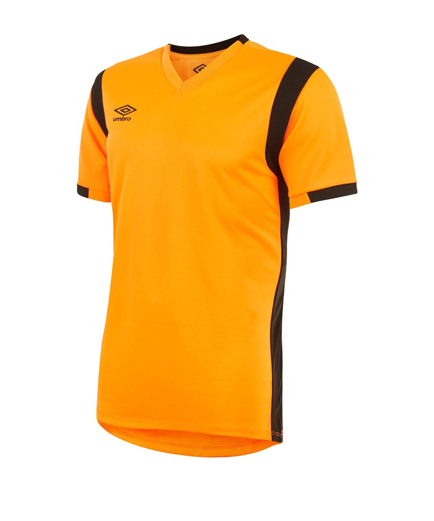 Umbro Spartan Trikot kurzarm Orange FCGY - Orange