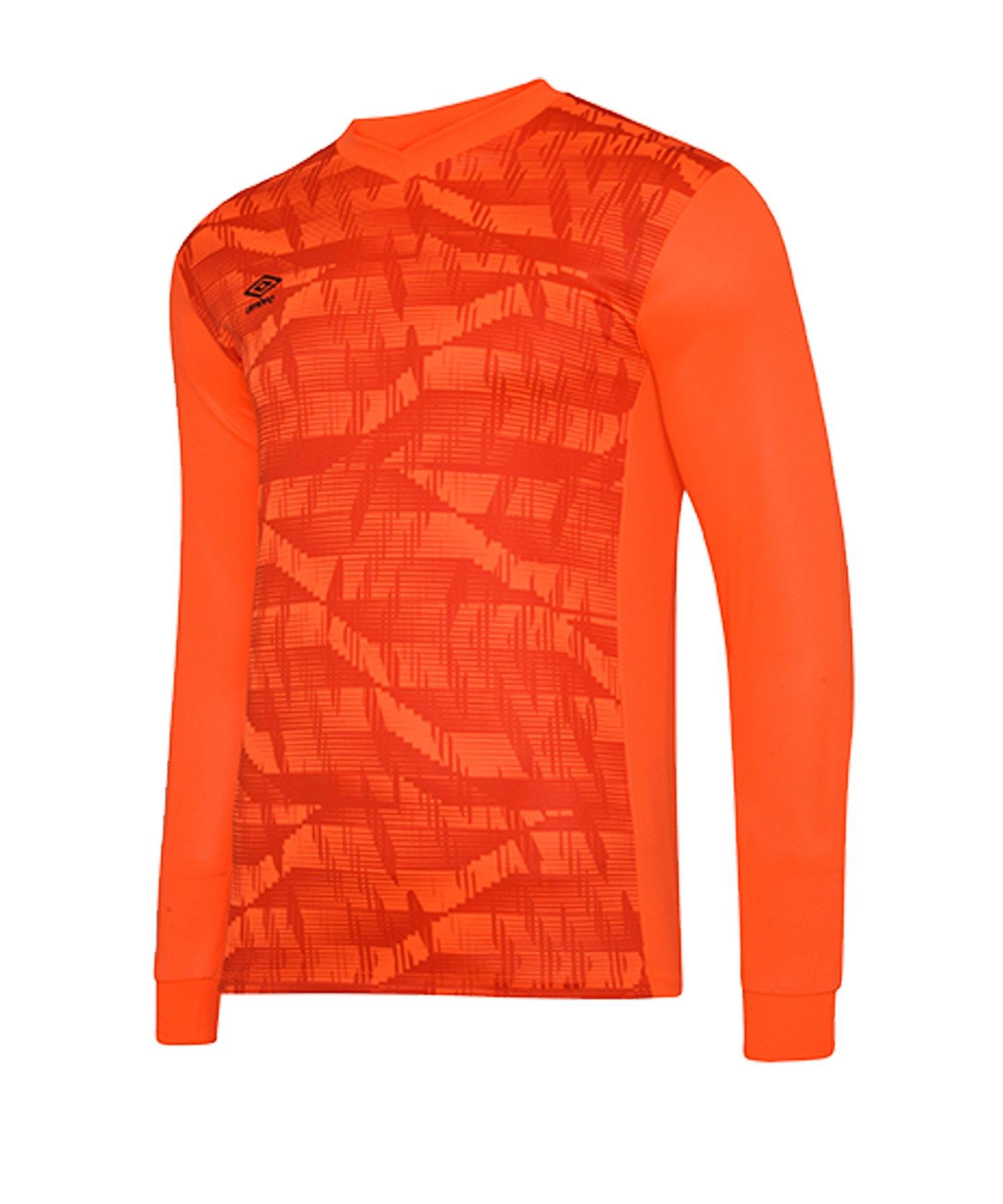 Umbro Club Essential Counter TW-Trikot FZ85 - orange
