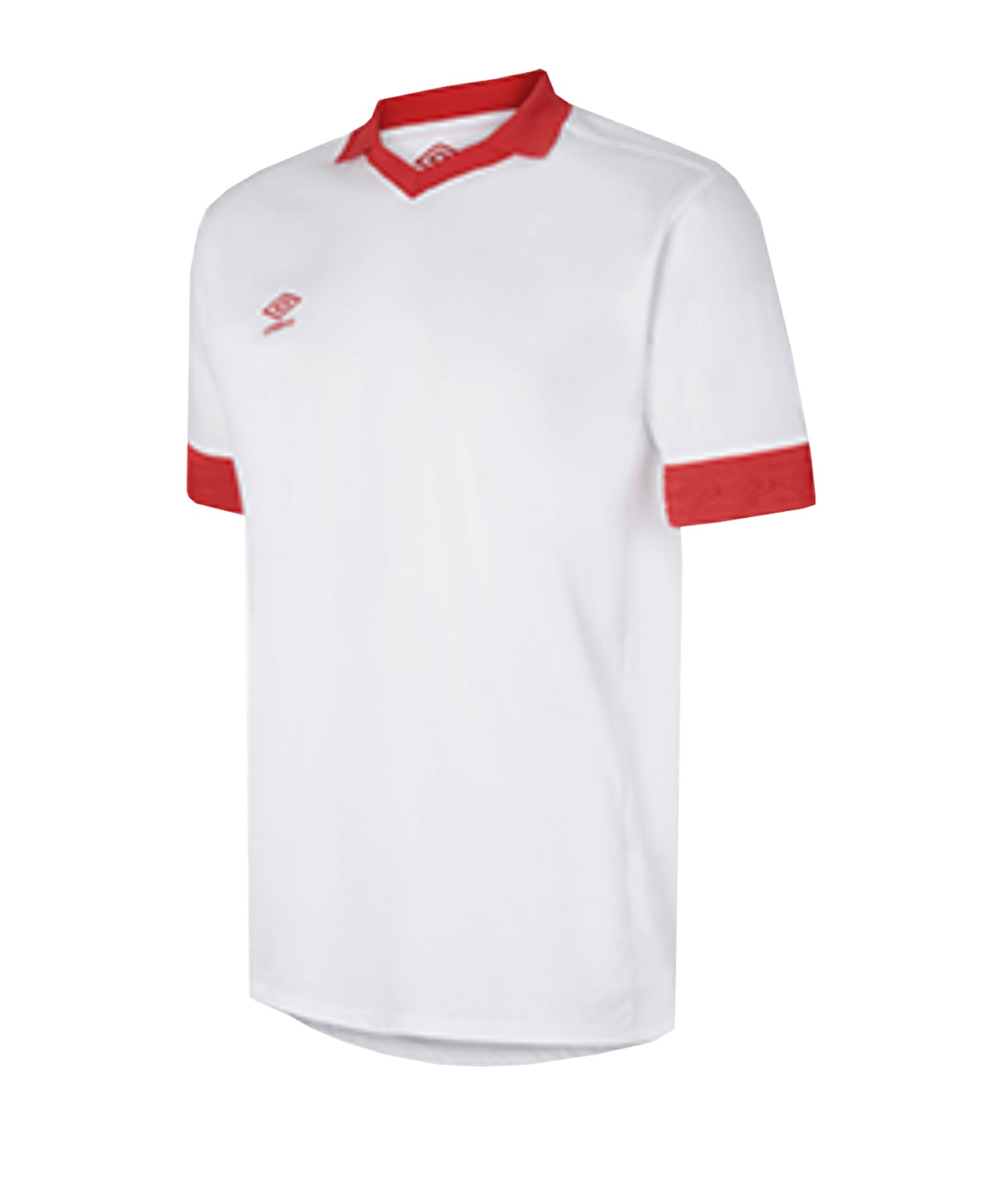 Umbro Club Essential Tempest Trikot Weiss F2M1 - Weiss