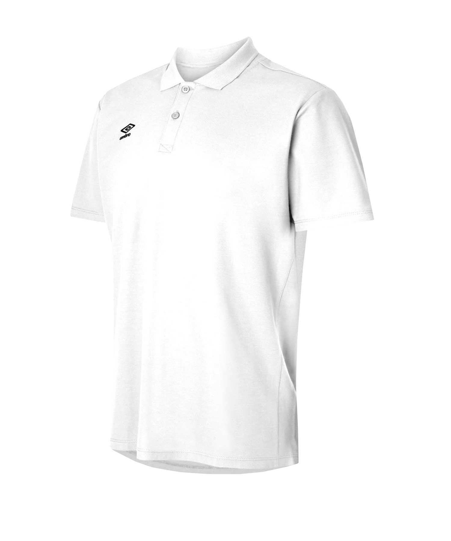 Umbro Club Essential Polo Shirt Weiss F096 - Weiss