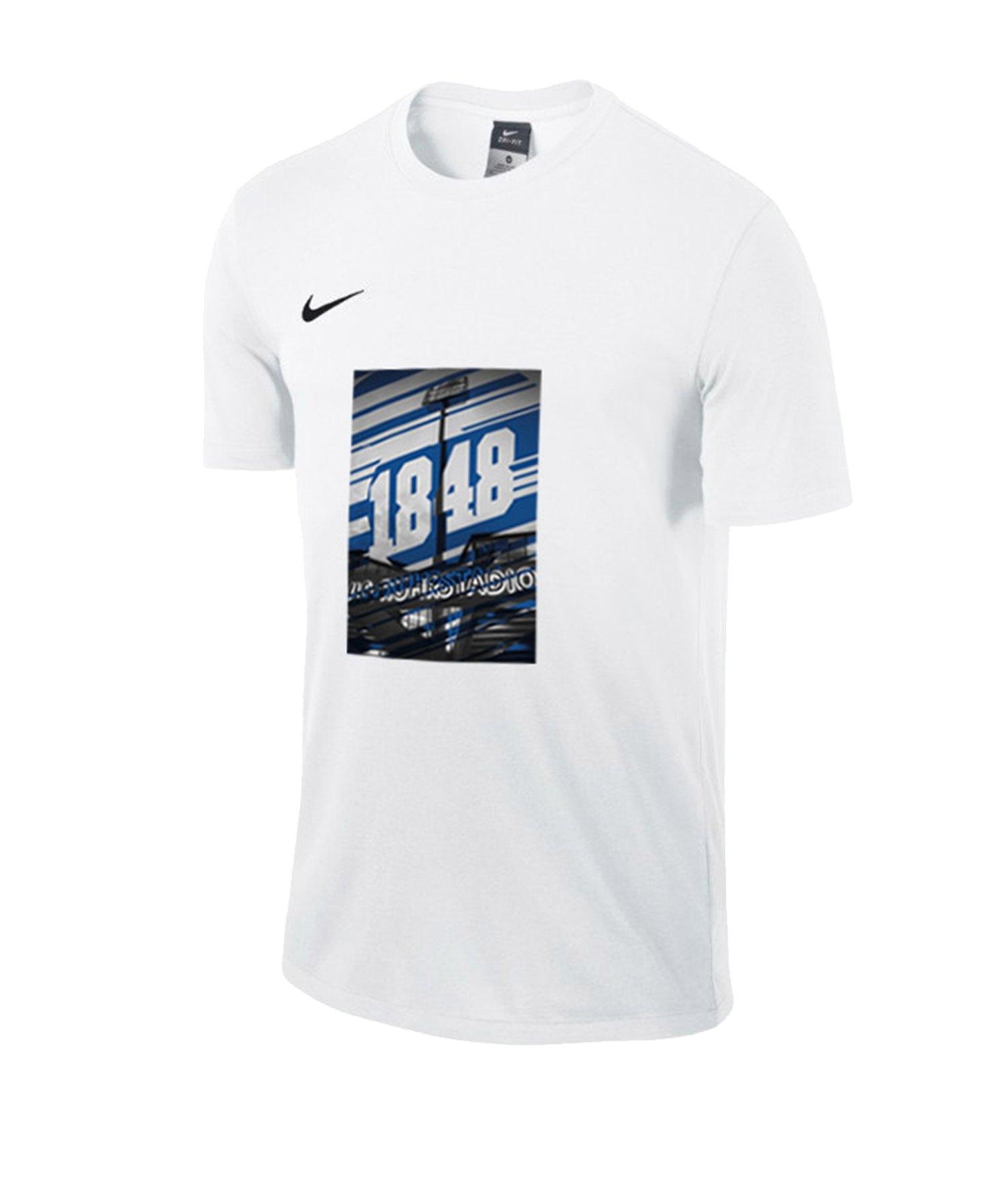 Nike VfL Bochum T-Shirt Kids Weiss F156 - weiss