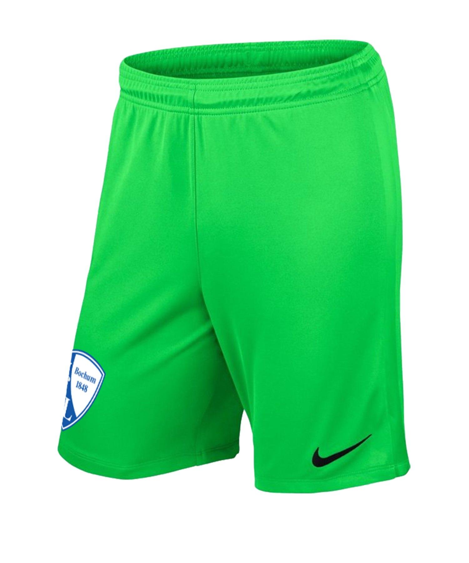 Nike VfL Bochum Torwartshort 2019/2020 F398 - gruen