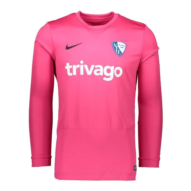 Nike Torwarttrikot Vfl Bochum Kinder 2017/2018 F616 - pink