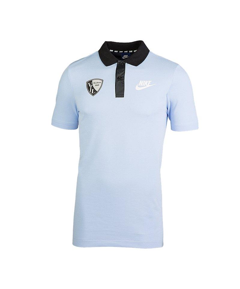 Nike VfL Bochum Poloshirt Blau F450 - blau