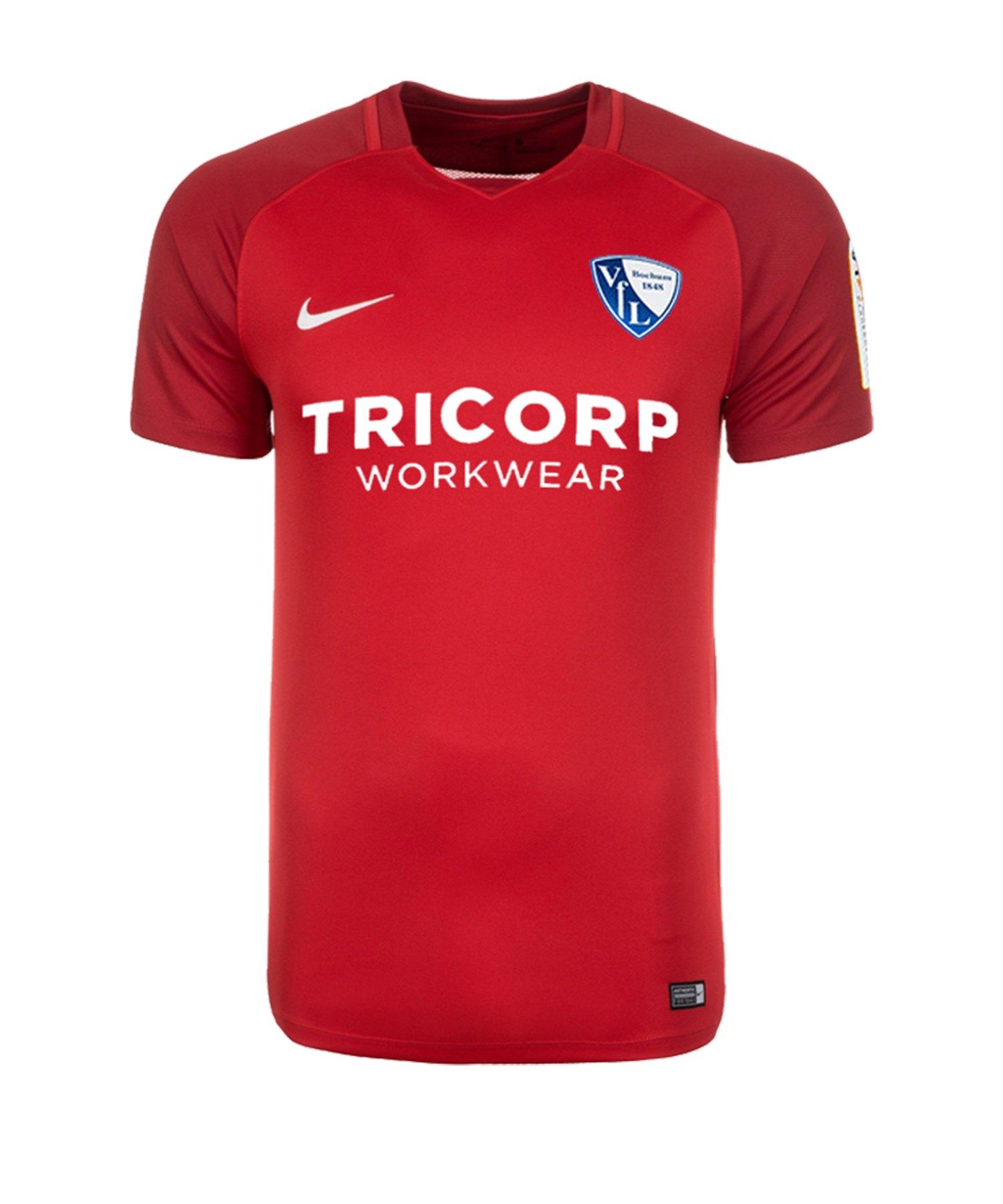 Nike VfL Bochum Trikot 3rd 2019/2020 Kids F657 - rot