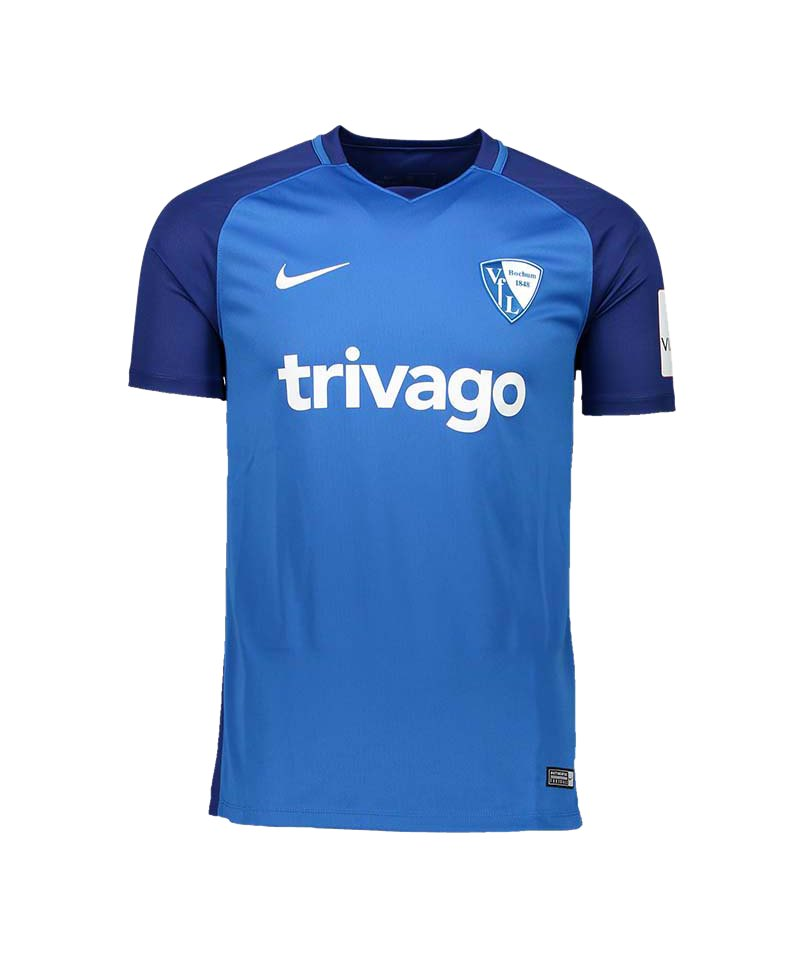 Nike Trikot Home Vfl Bochum Kinder 2017/2018 F463 - blau