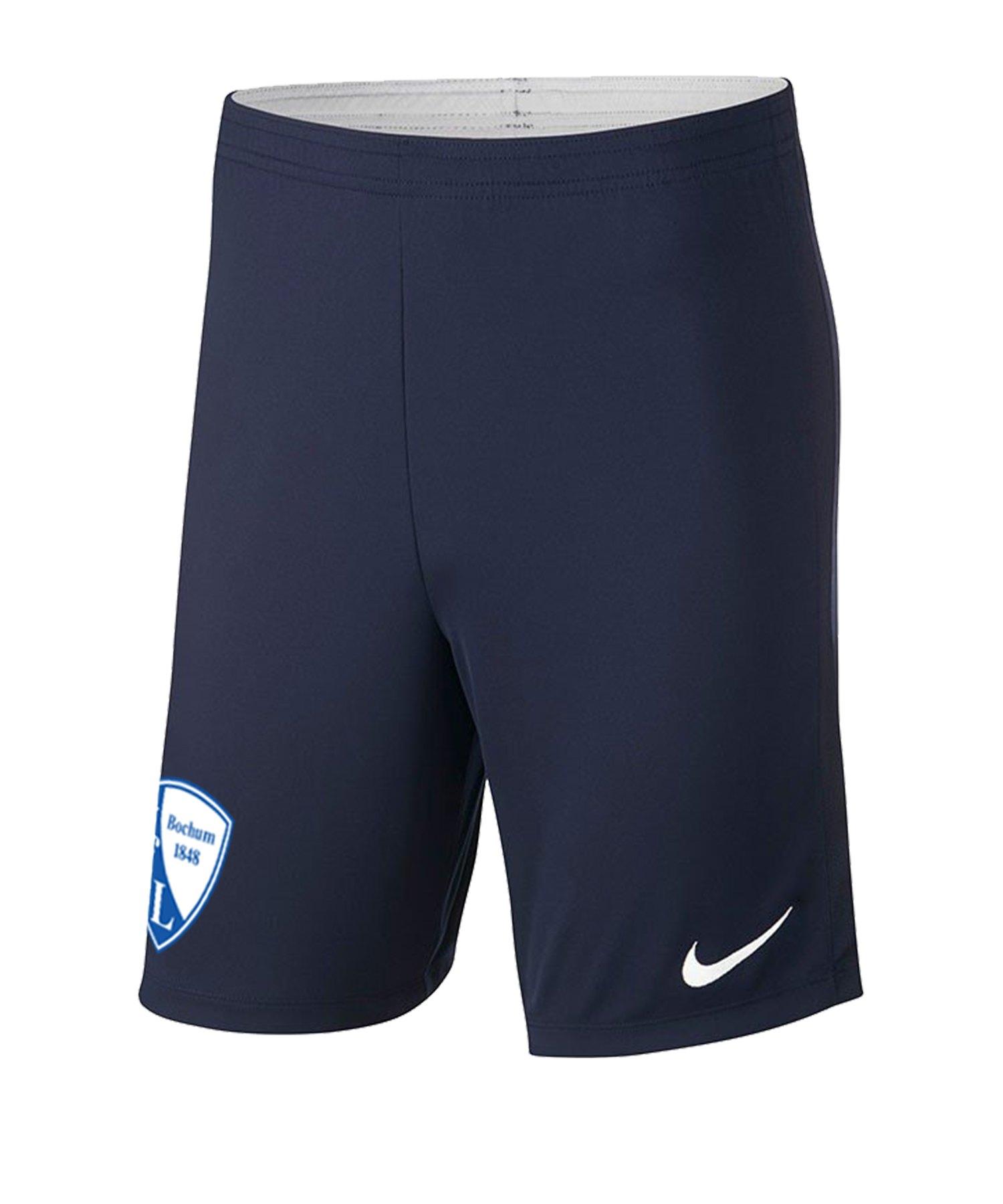 Nike VfL Bochum Trainingsshort Blau F451 - blau