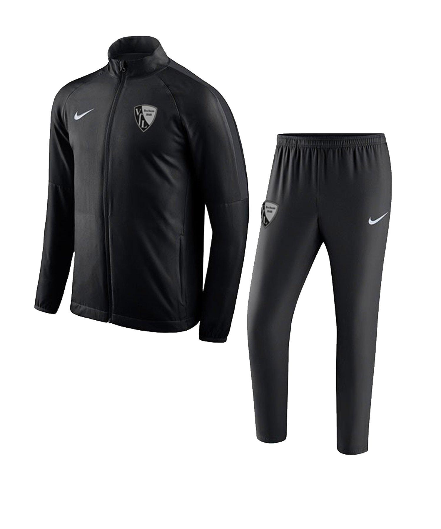 Nike VfL Bochum Trainingsanzug Schwarz F010 - schwarz