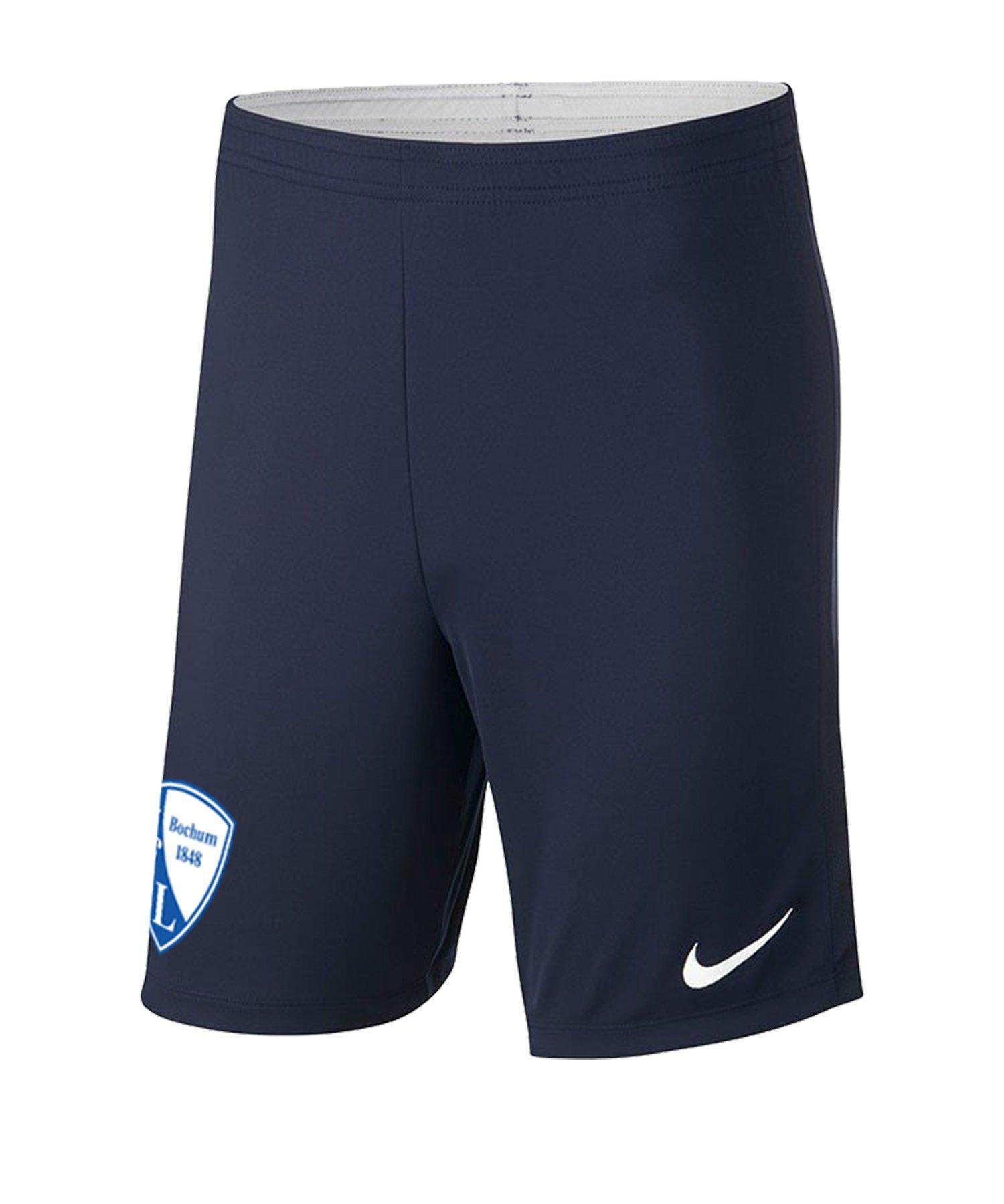 Nike VfL Bochum Trainingsshort Kids Blau F451 - blau