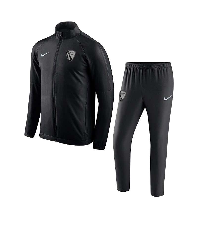 Nike VfL Bochum Trainingsanzug Kids Schwarz F010 - schwarz