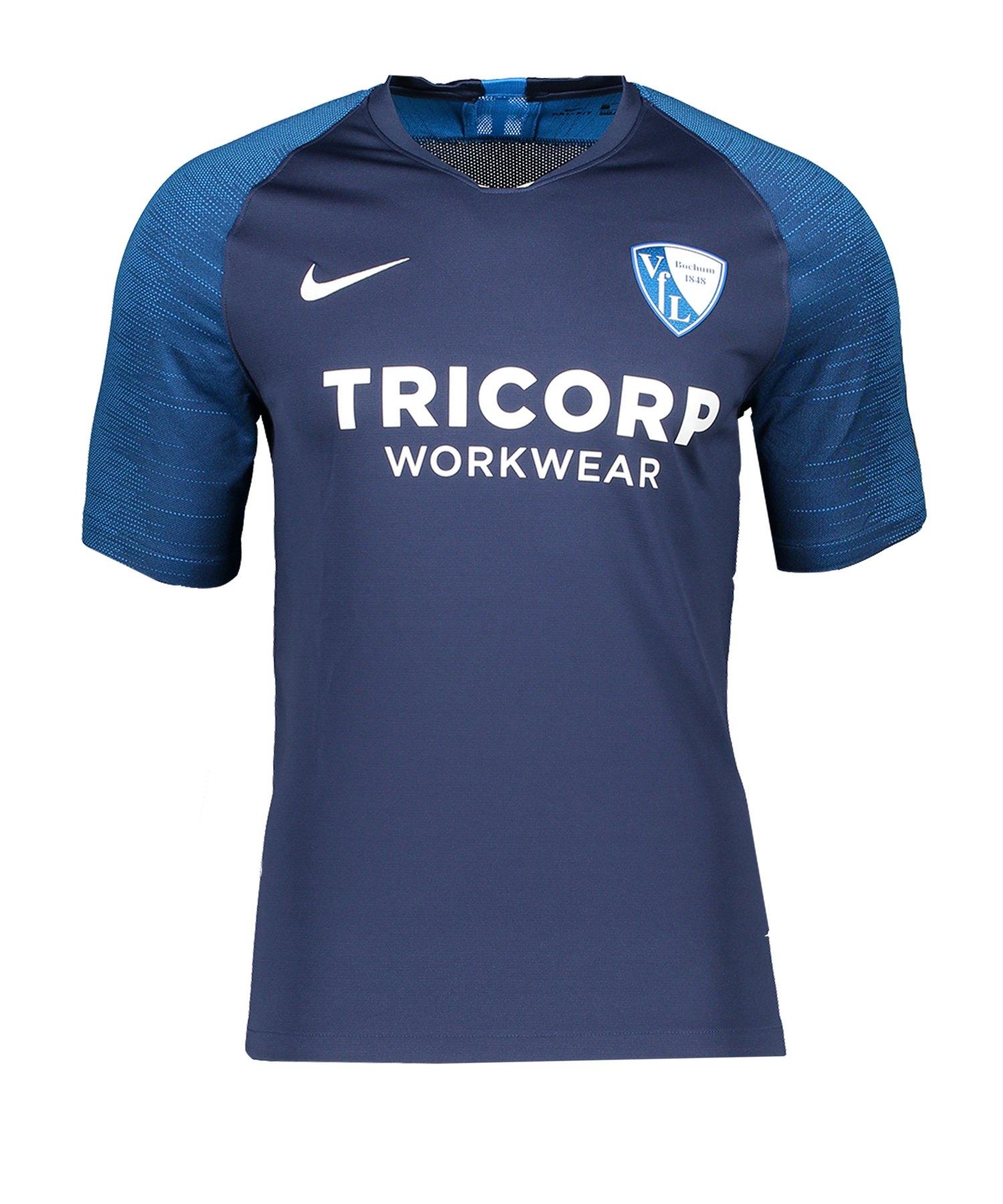 Nike VfL Bochum Trikot Away 2019/2020 Blau F410 - blau