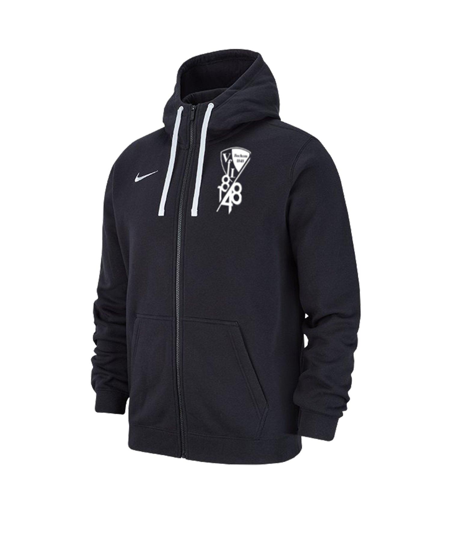 Nike VfL Bochum Kapuzenjacke Kids Schwarz F010 - schwarz