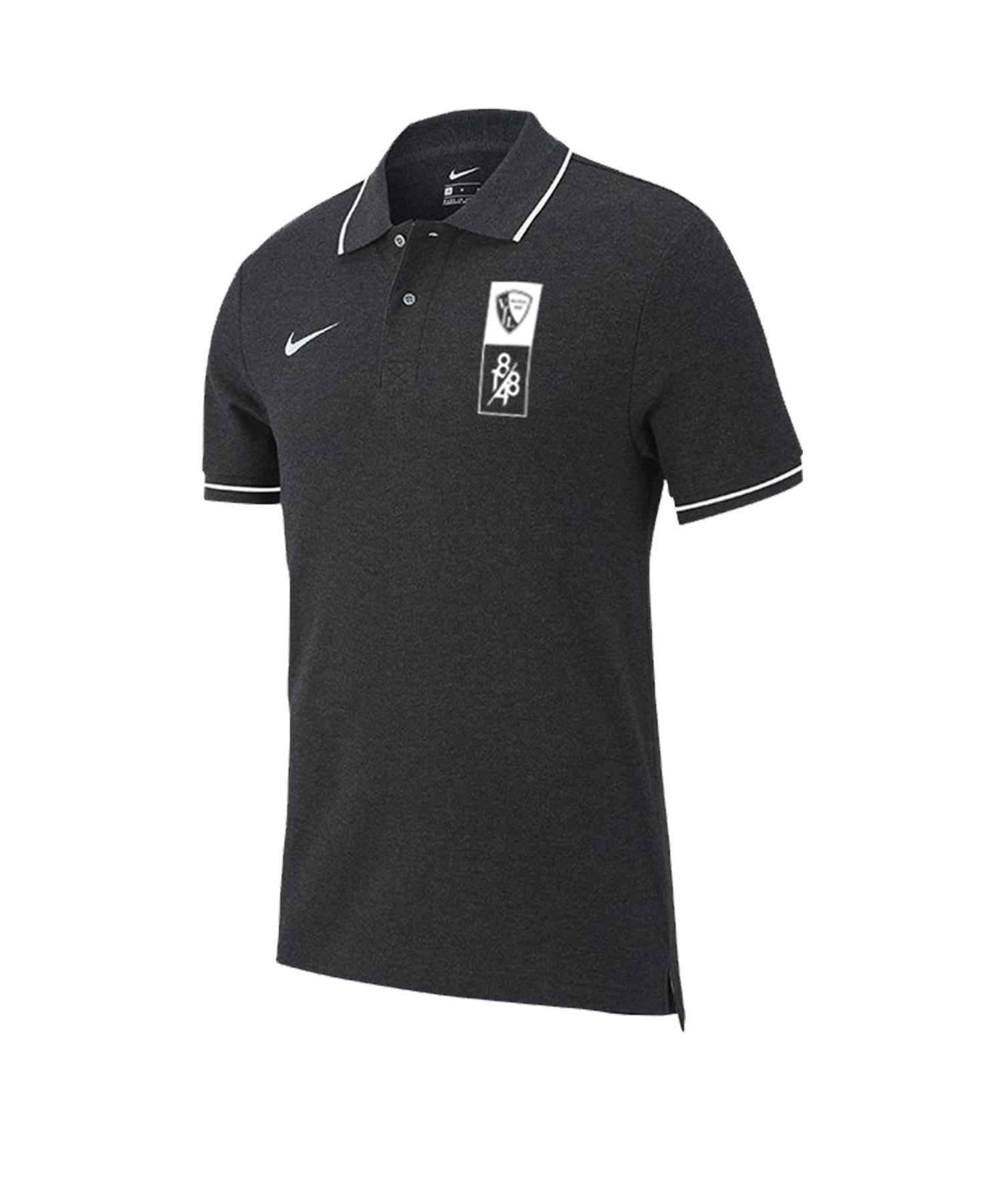 Nike VfL Bochum Poloshirt Kids Grau F071 - grau