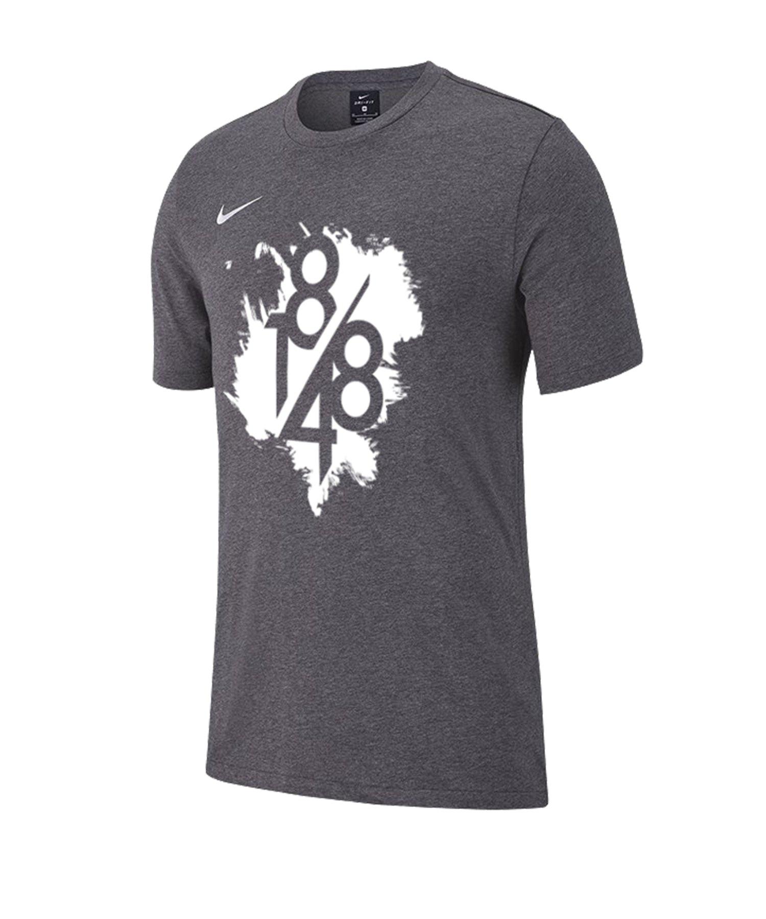Nike VfL Bochum T-Shirt Kids Grau F071 - grau