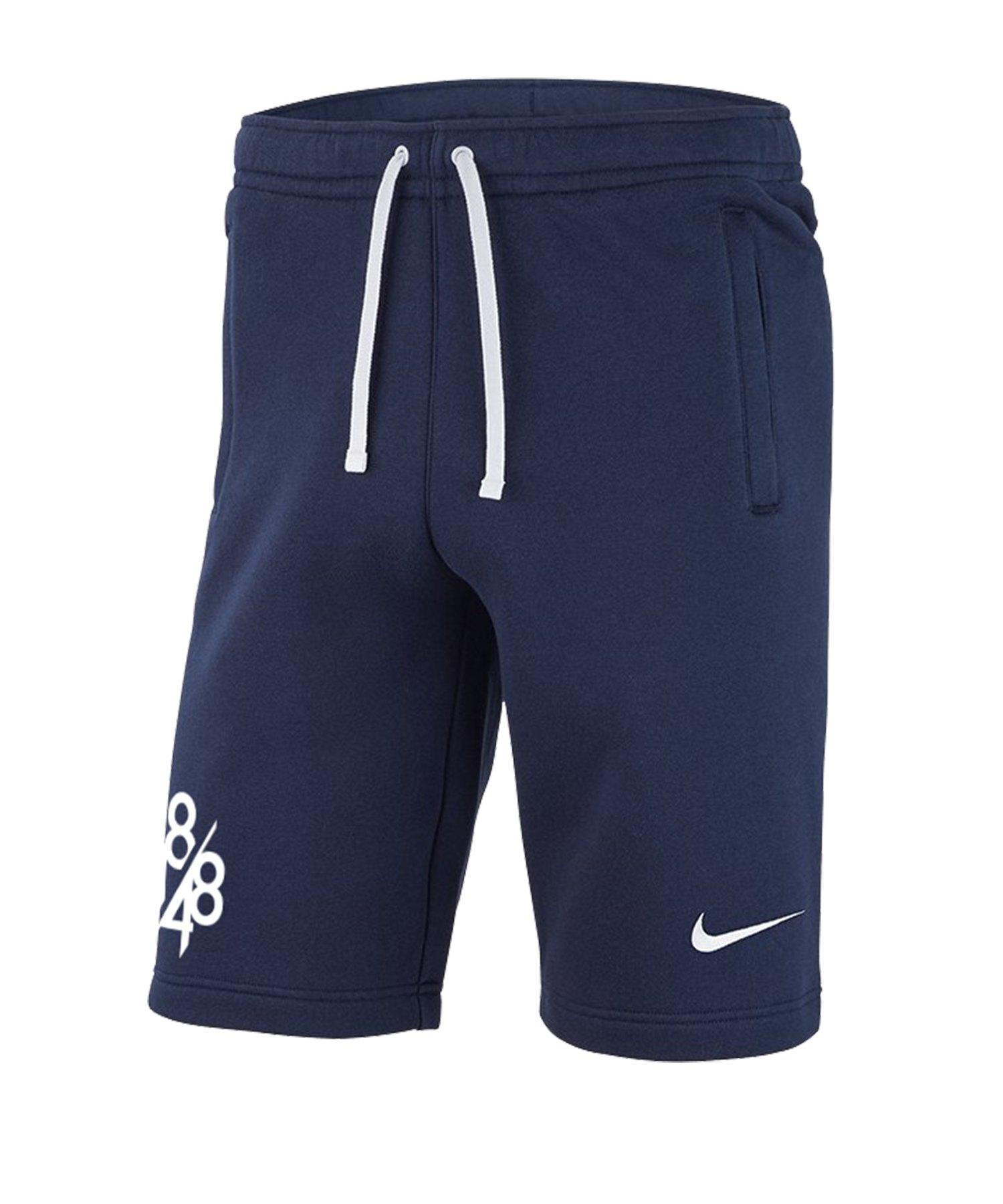 Nike VfL Bochum Fleece Short Blau F451 - blau