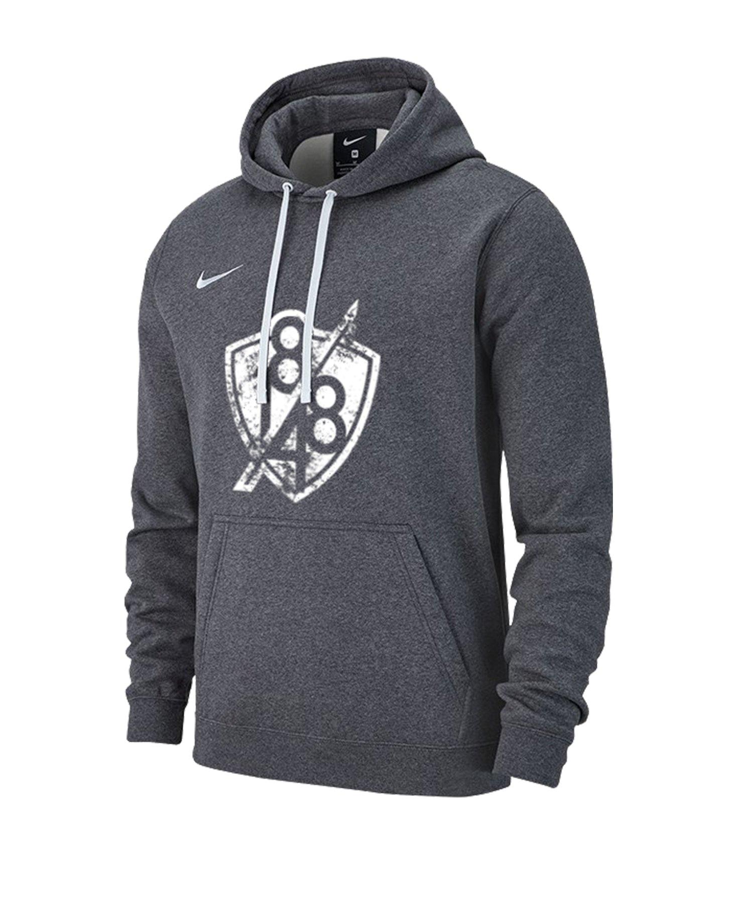Nike VfL Bochum Kapuzensweatshirt Grau F071 - grau