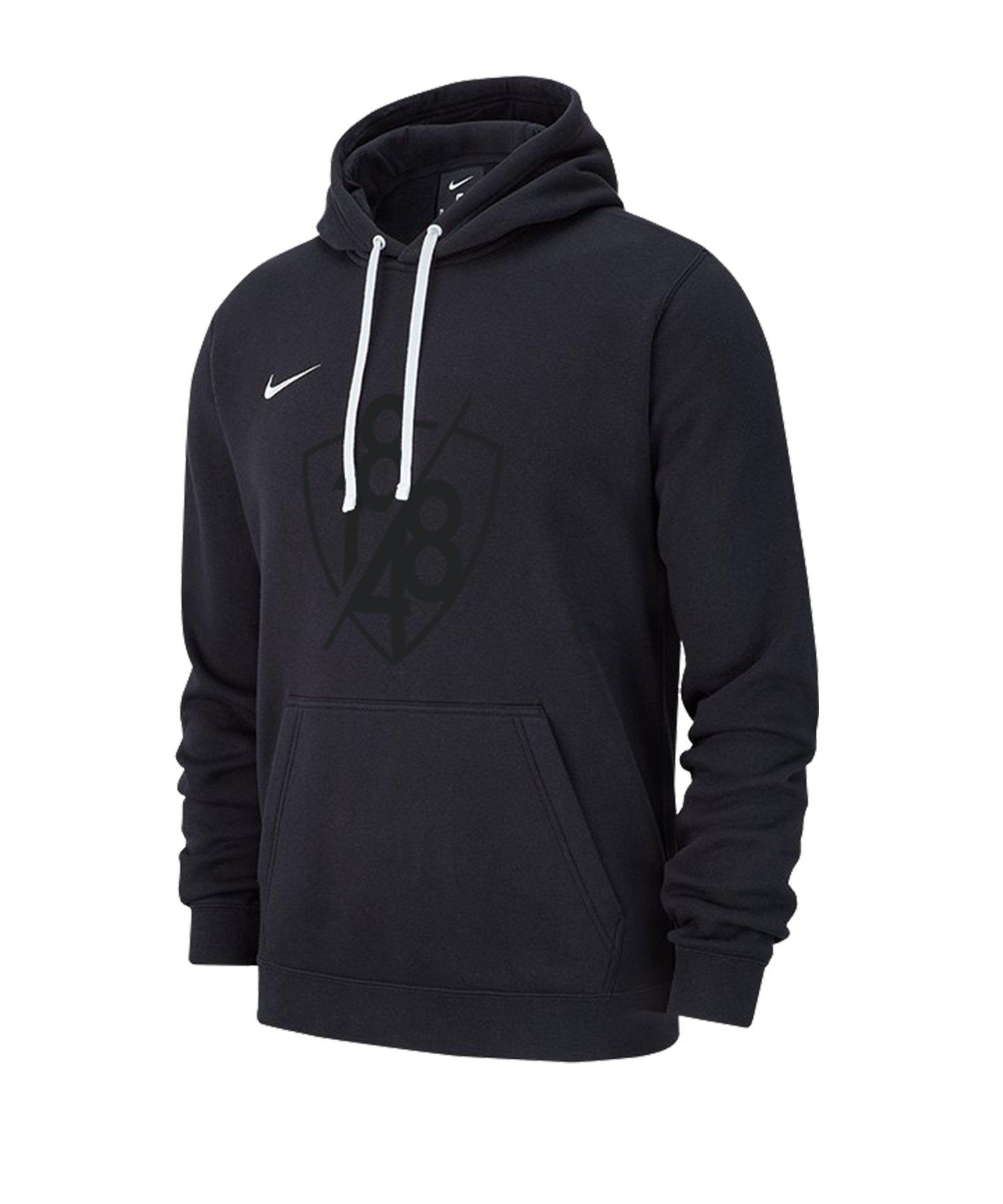 Nike VfL Bochum Kapuzensweatshirt Schwarz F010 - schwarz
