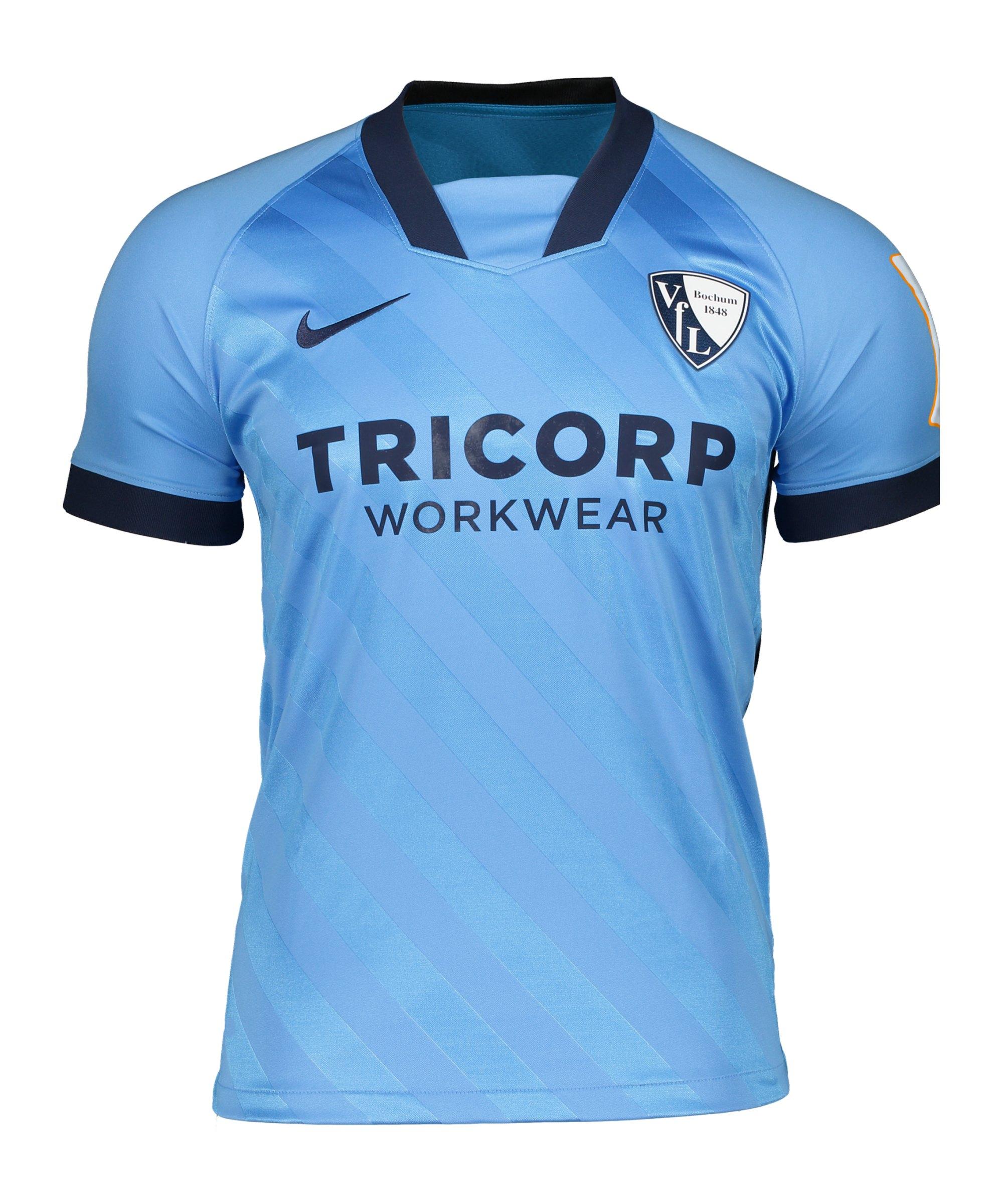 Nike VfL Bochum Trikot Away 2020/2021 Kids Blau F413 - blau