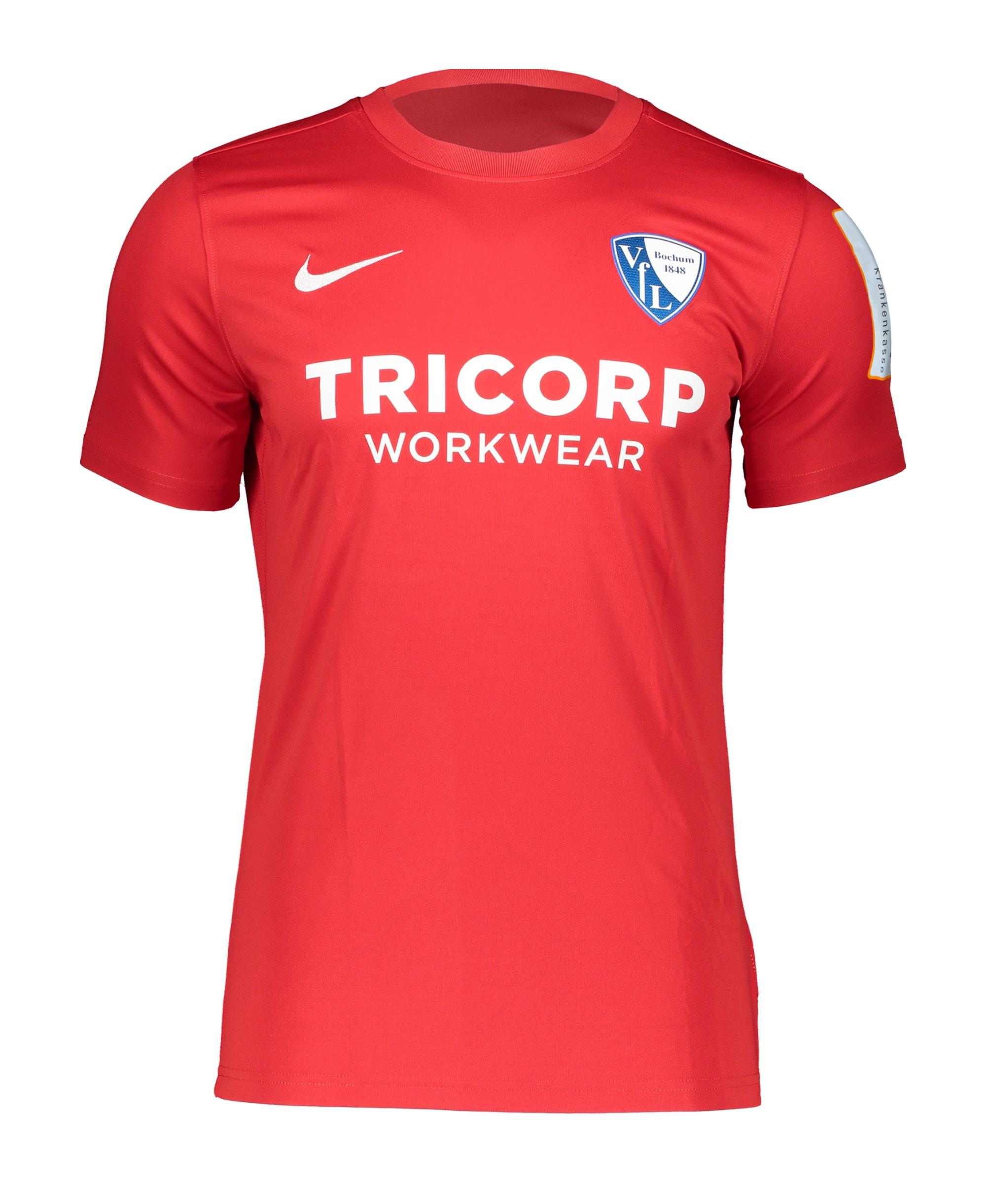 Nike VfL Bochum Trikot 3rd 2020/2021 Kids Rot F657 - rot