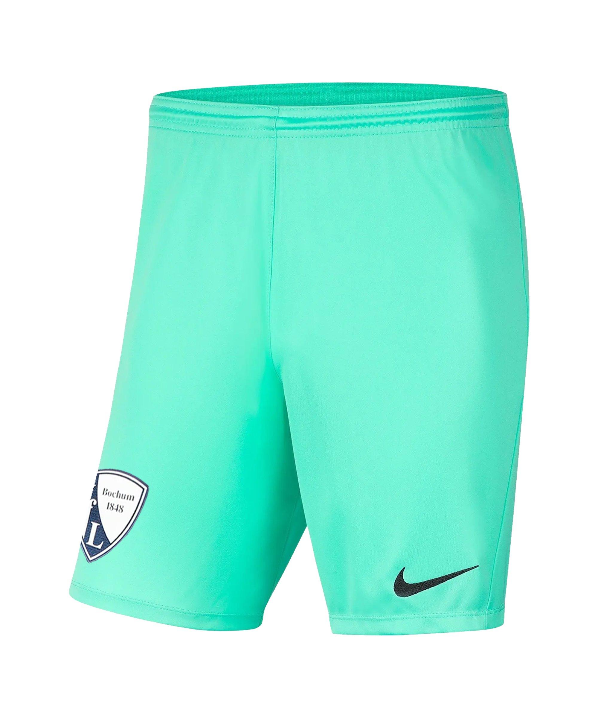 Nike VfL Bochum Short 3rd 2021/2022 Türkis F354 - tuerkis