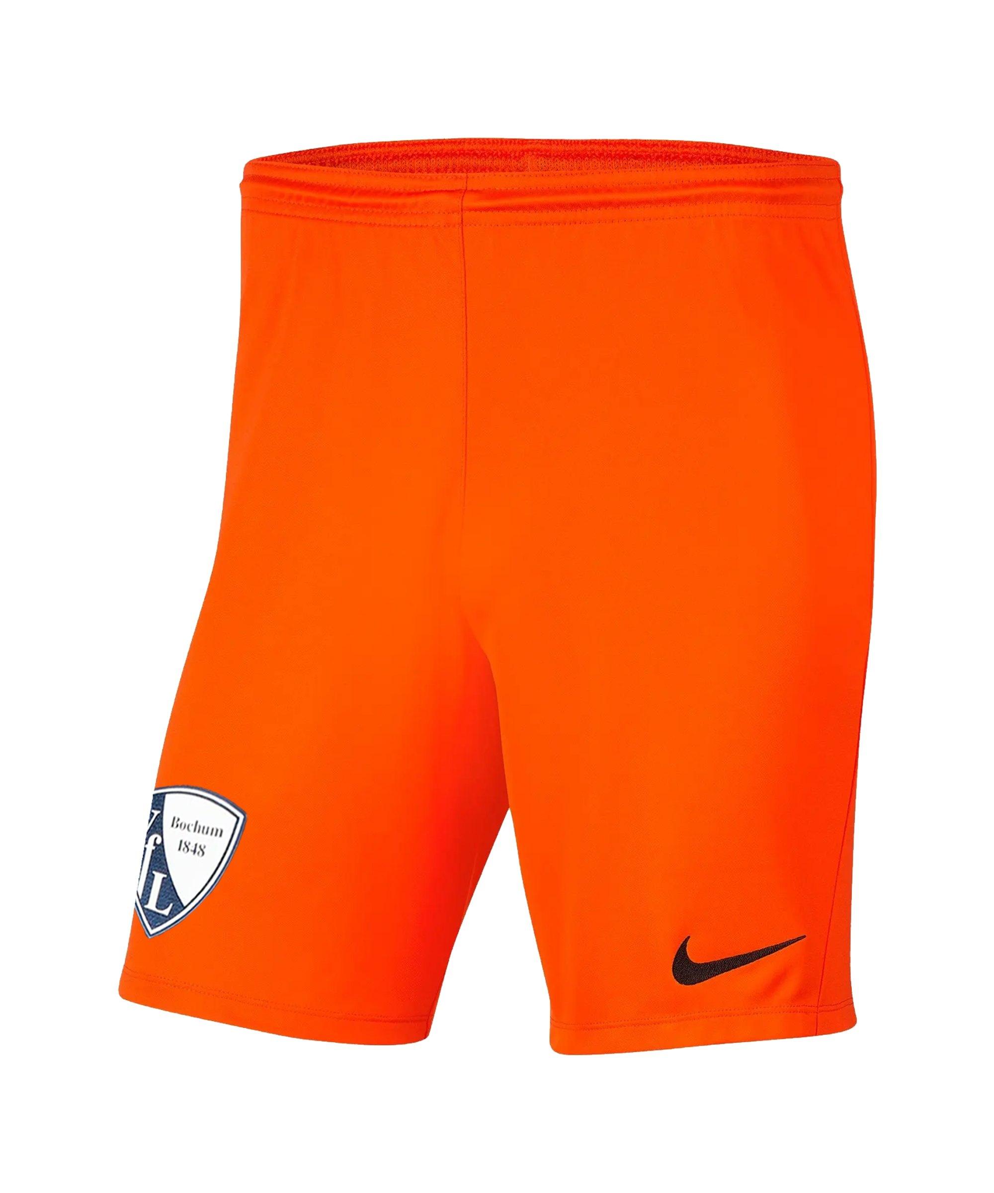 Nike VfL Bochum Torwartshort 2021/2022 Orange F819 - orange