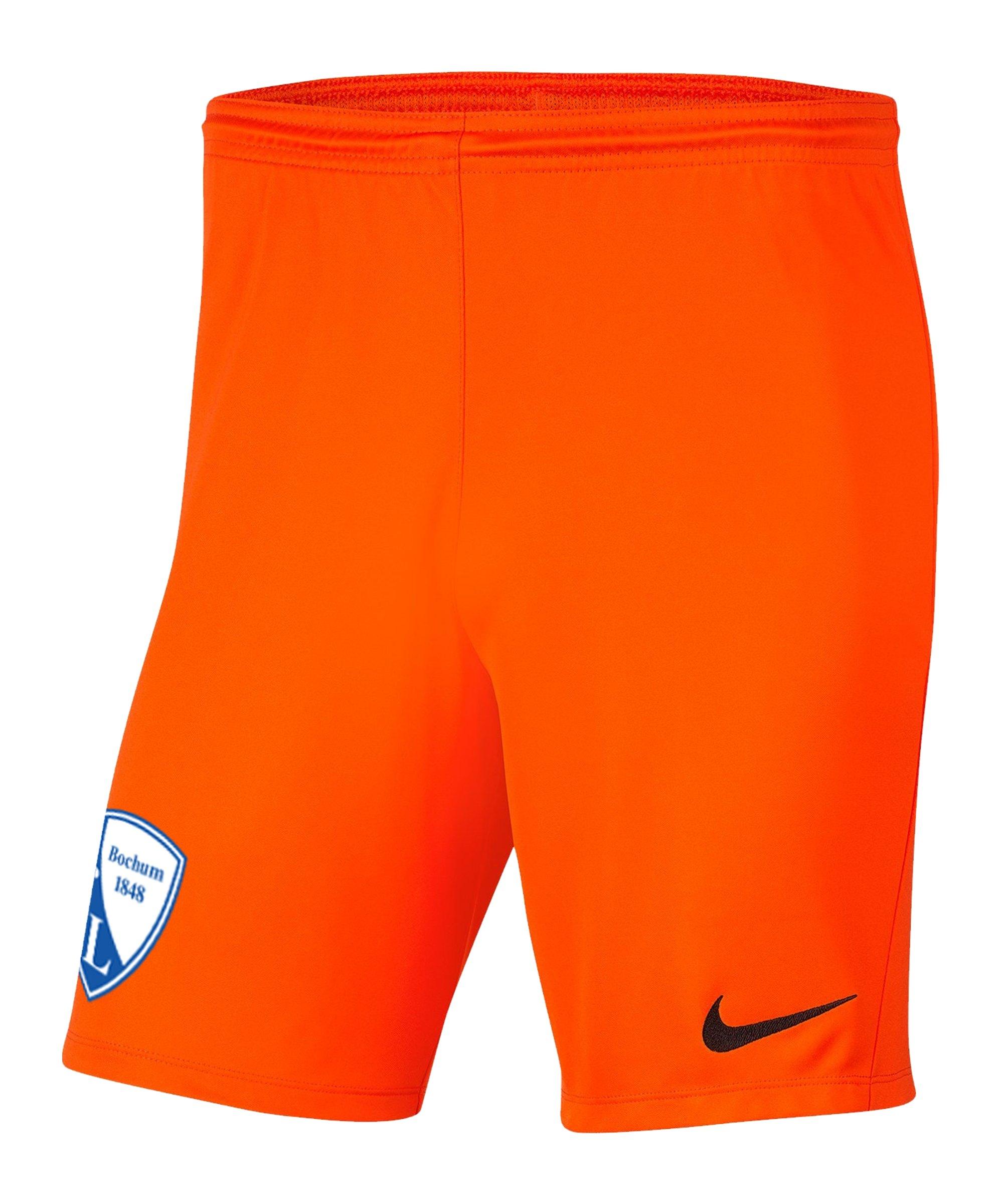 Nike VfL Bochum TW Short 20/21 Orange F819 - orange