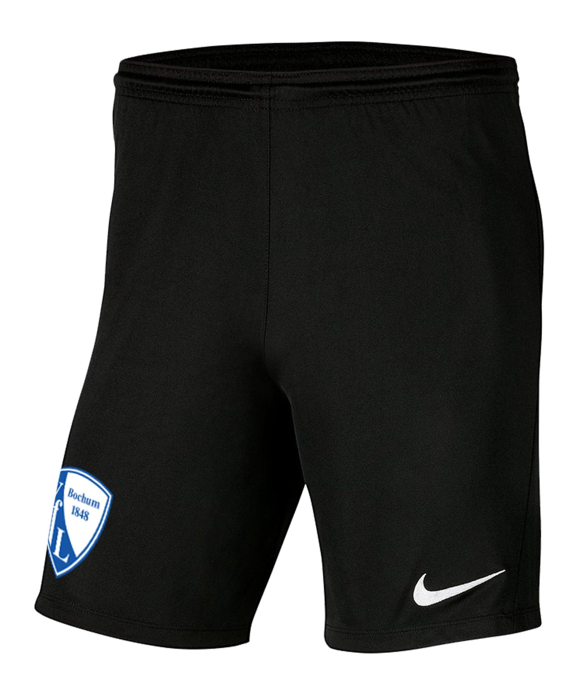 Nike VfL Bochum TW Short 20/21 Schwarz F010 - schwarz