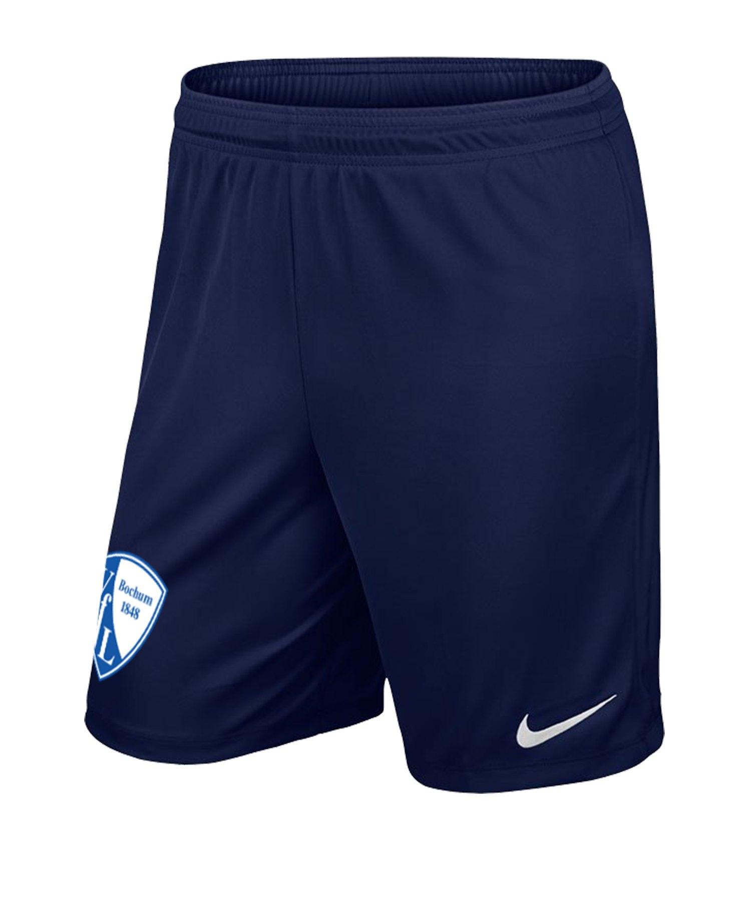 Nike VfL Bochum Short Home 2020/2021 Kids Blau F410 - blau