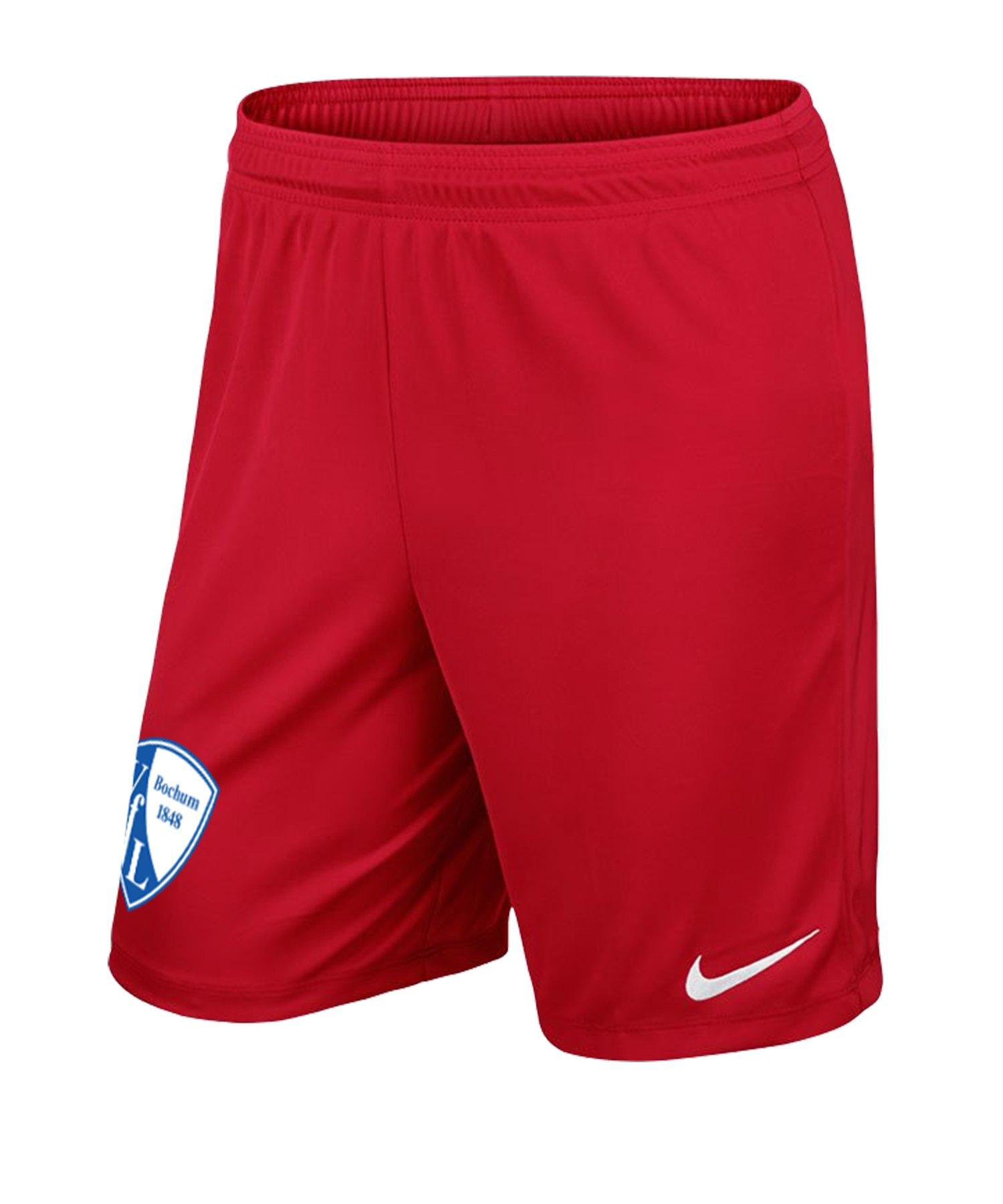 Nike VfL Bochum Short 3rd 20/21 Kids Rot F657 - rot