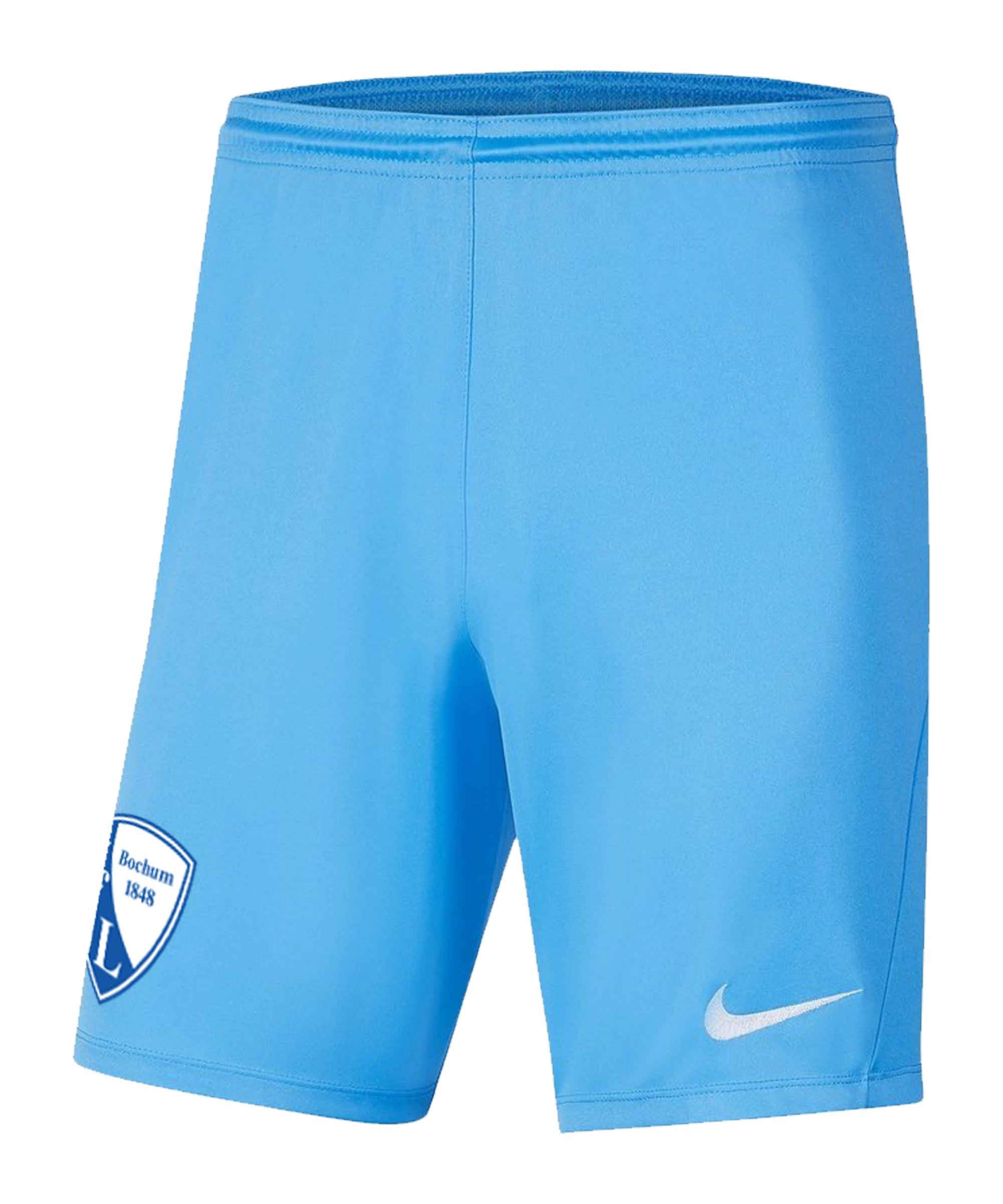 Nike VfL Bochum Short Away 2020/2021 Kids Blau F412 - blau