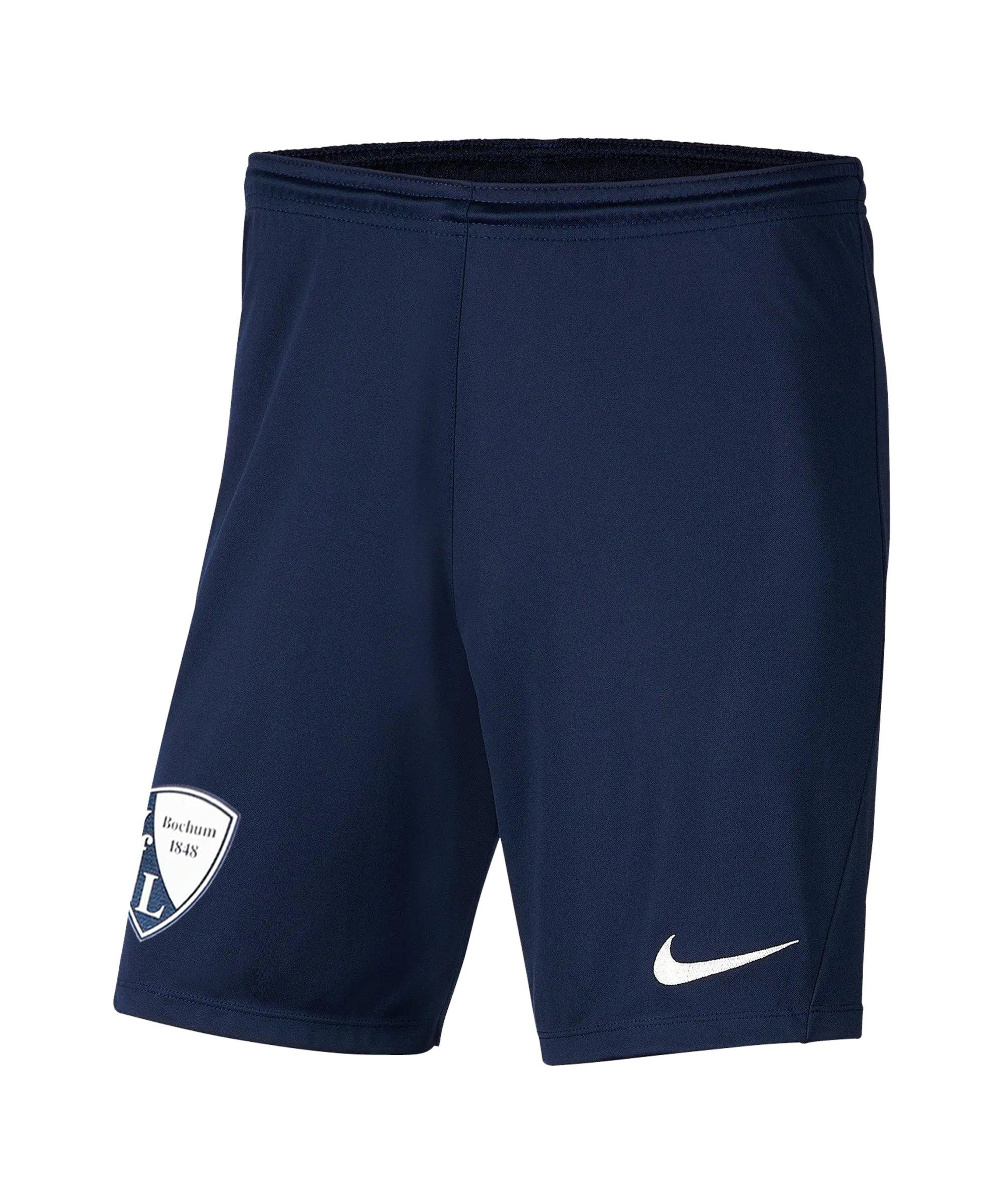 Nike VfL Bochum Short Home 2021/2022 Kids Blau F410 - blau