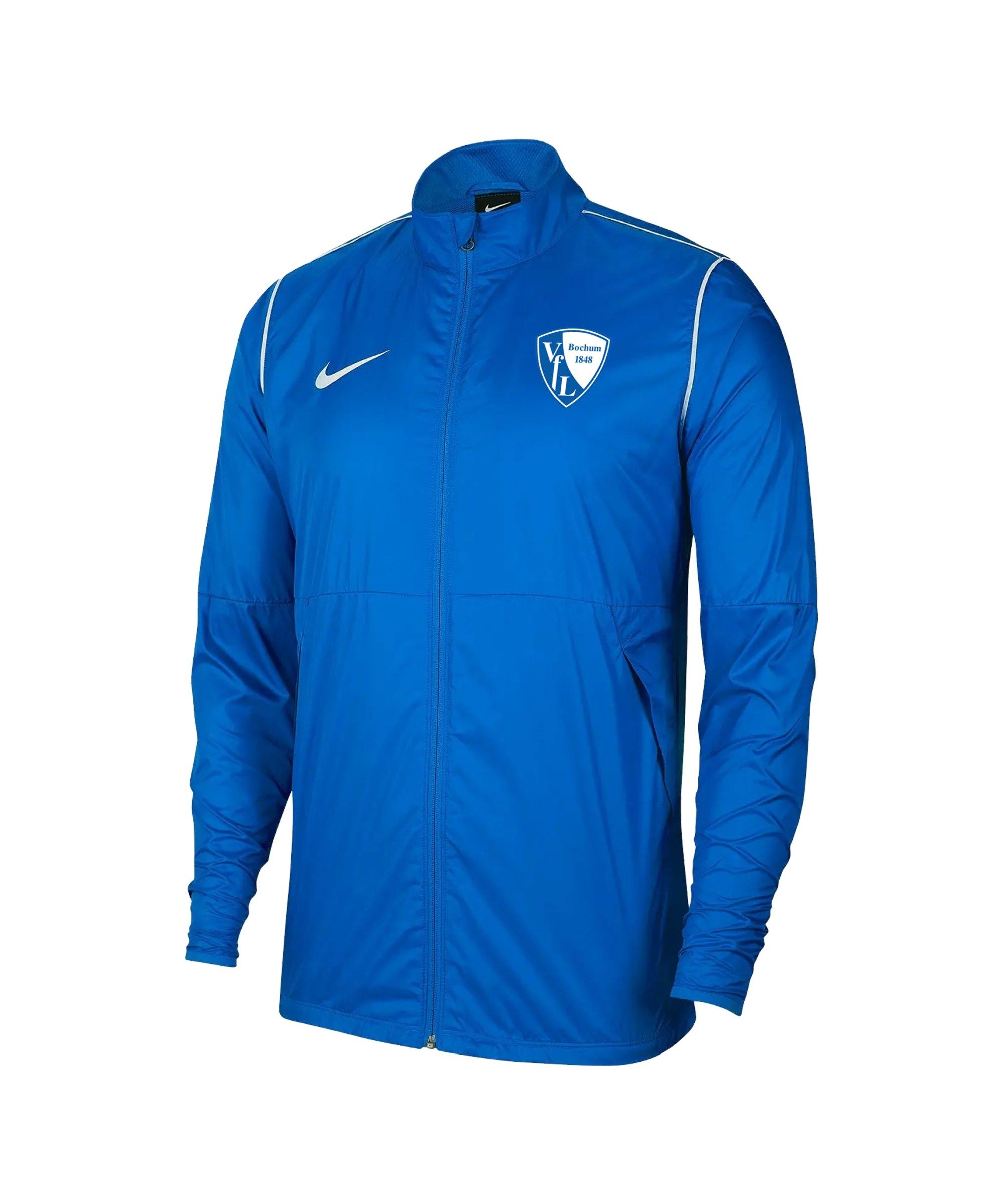 Nike VfL Bochum Regenjacke Blau F463 - blau