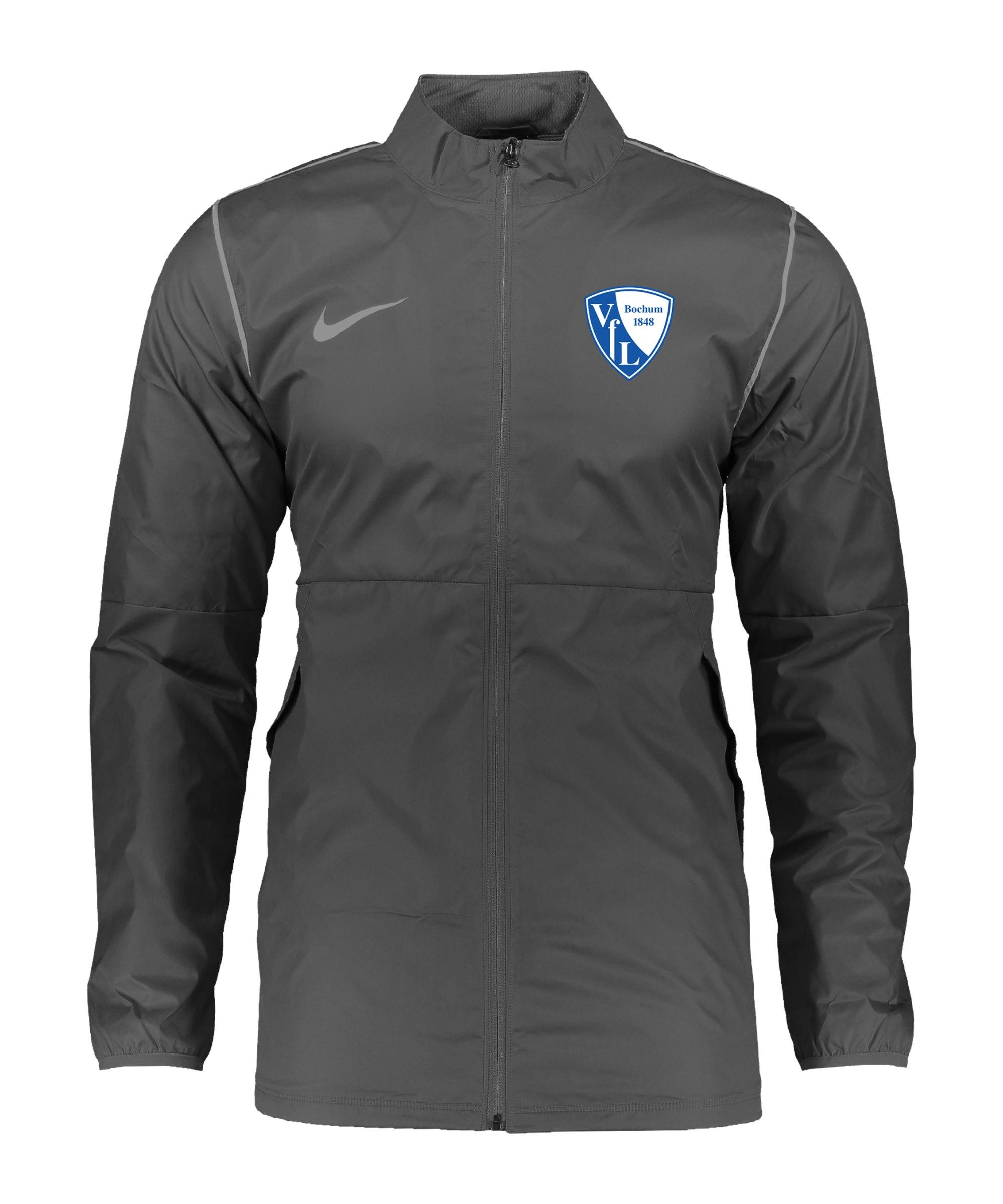 Nike VfL Bochum Regenjacke Kids Grau F060 - grau