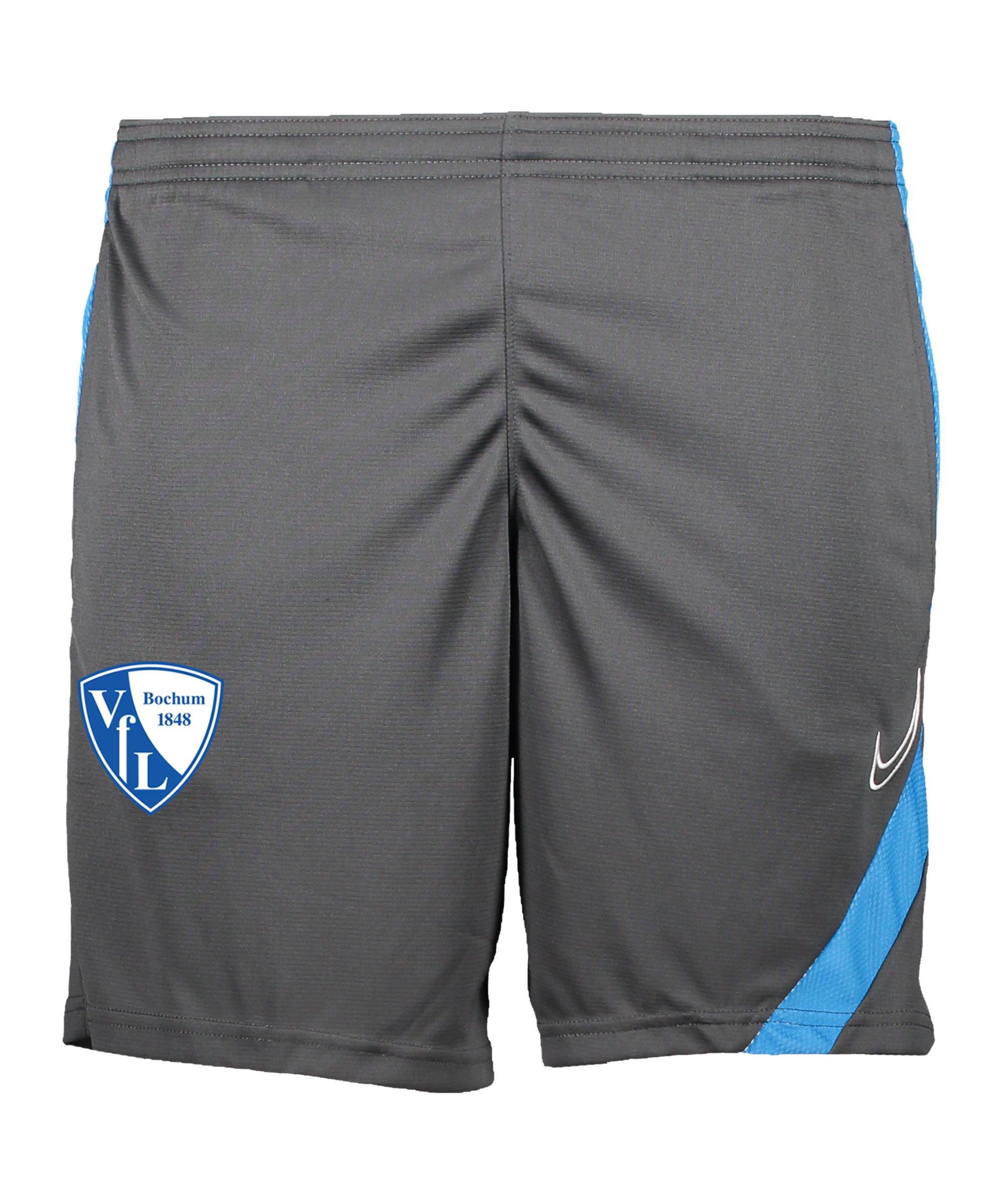 Nike VfL Bochum Trainingsshort Kids Grau F066 - grau