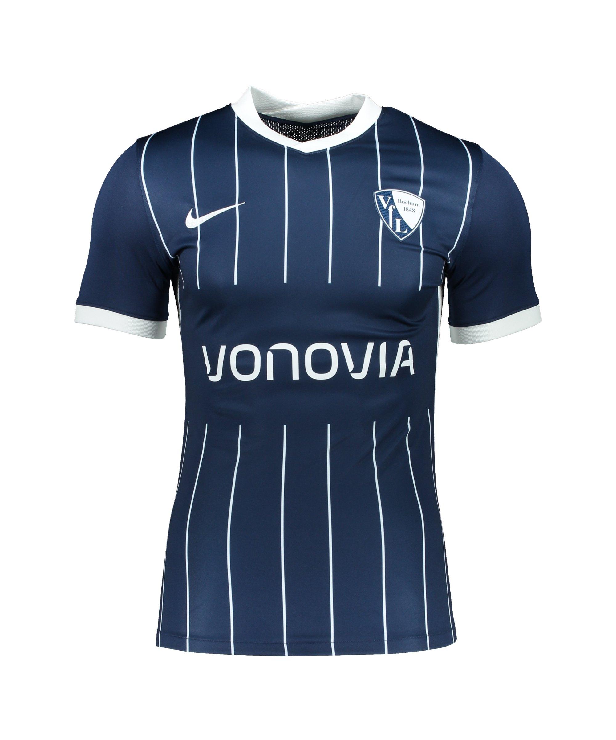 Nike VfL Bochum Trikot Home 2021/2022 Damen Blau F410 - blau