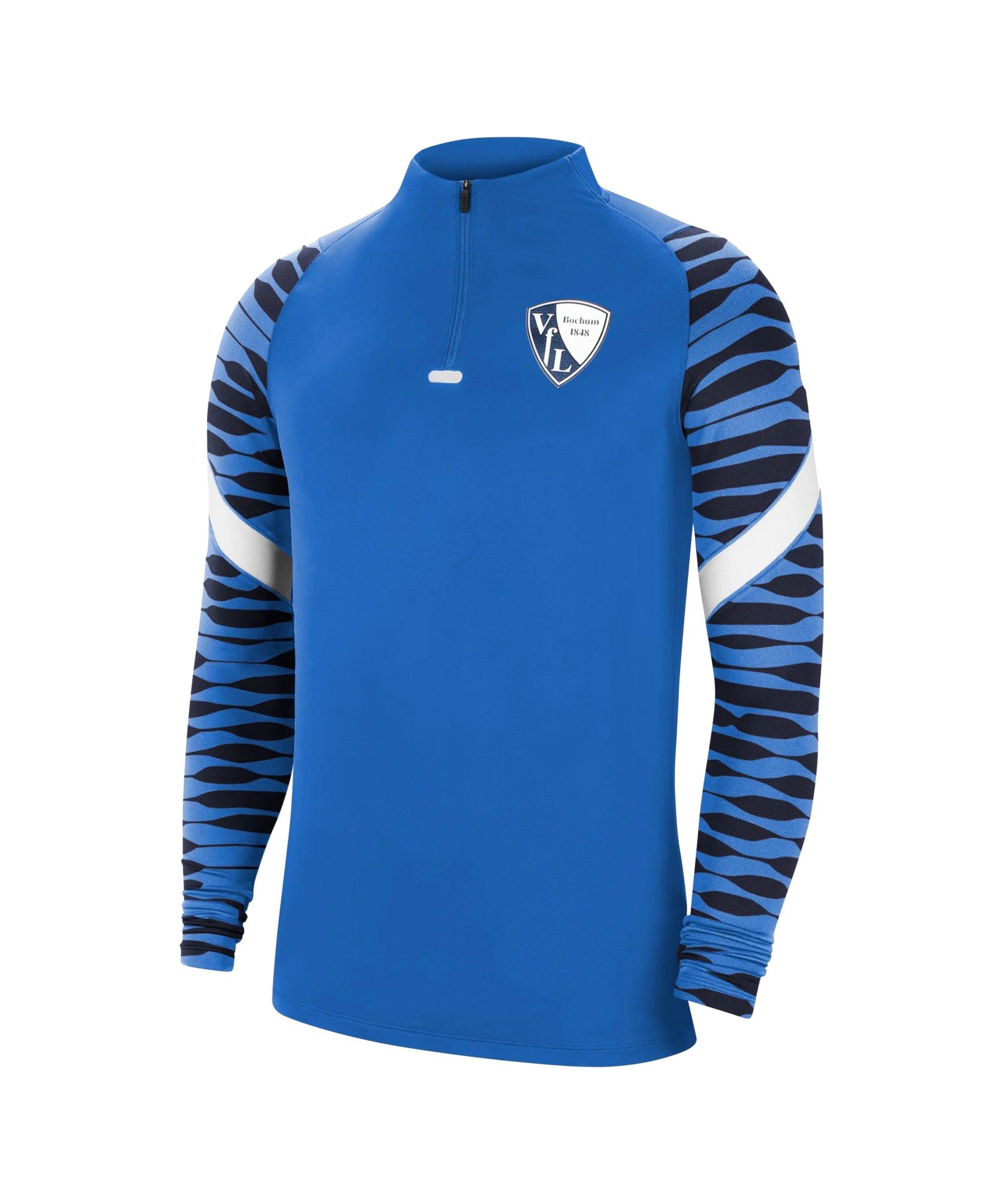 Nike VfL Bochum Drill Top Sweatshirt Kids F463 - blau