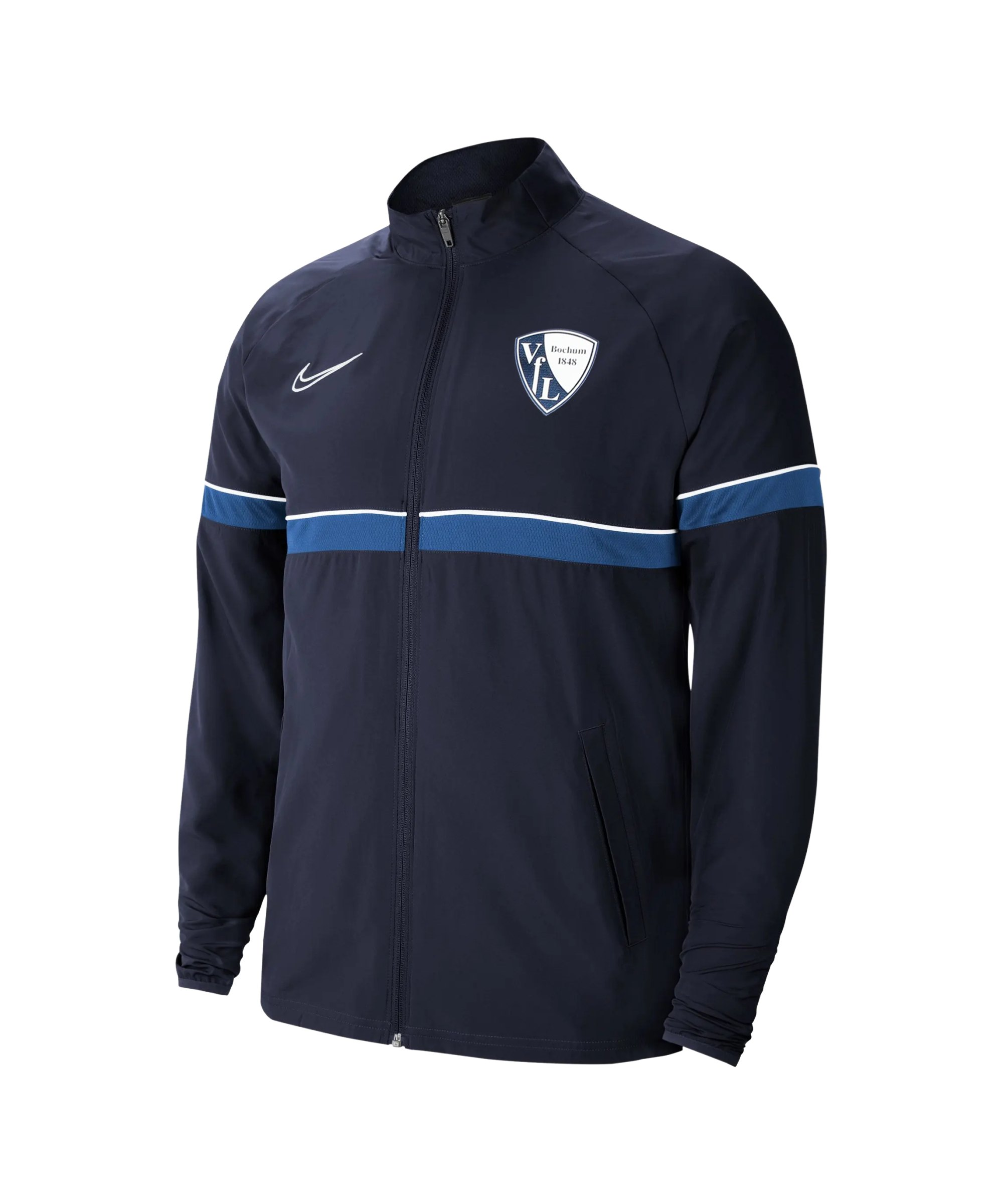 Nike VfL Bochum Trainingsjacke Kids Blau F453 - blau