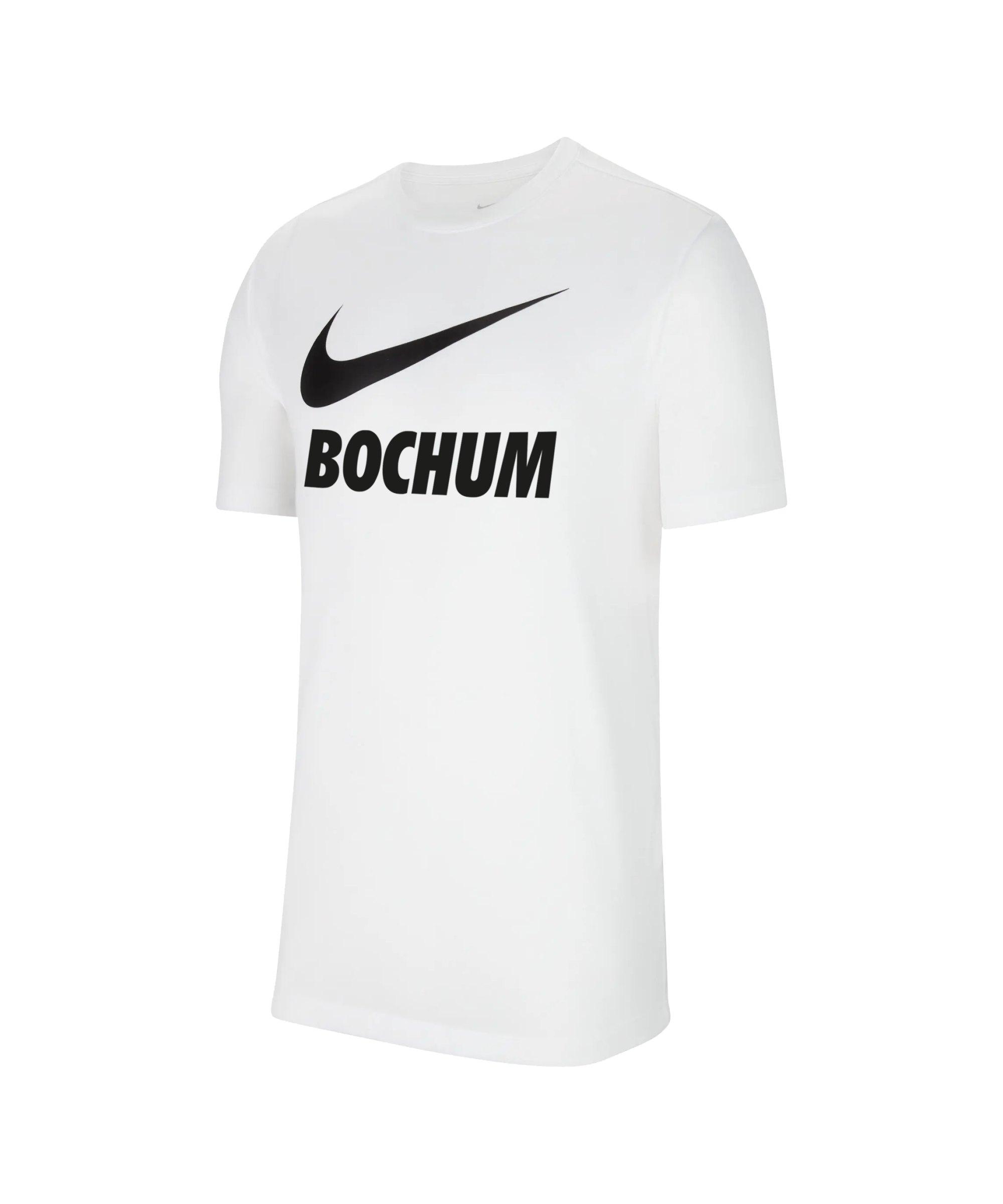 Nike VfL Bochum T-Shirt Kids Weiss F100 - weiss